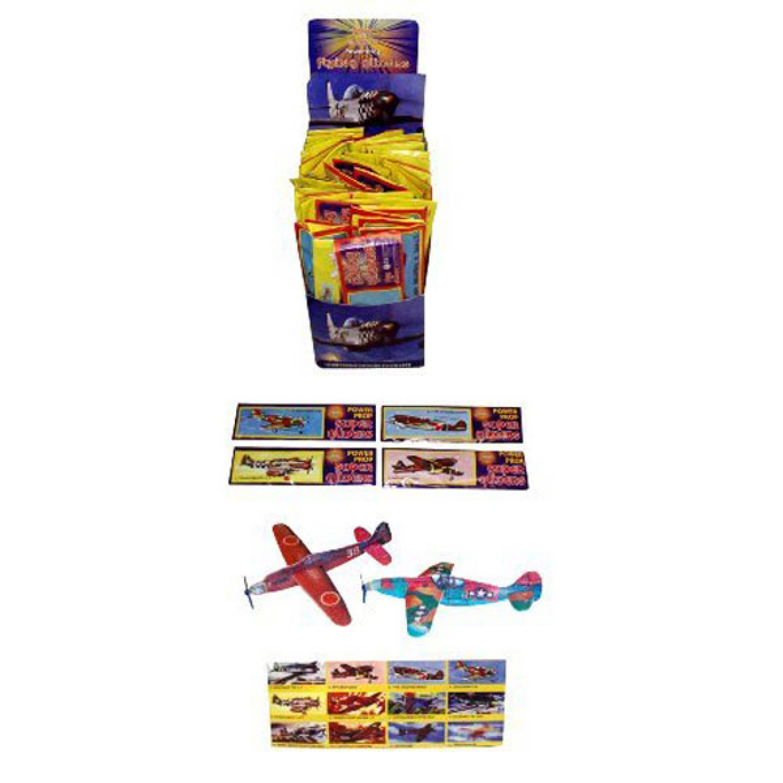Polystyrene Glider Plane Assorted Models 3yr+ thumbnails