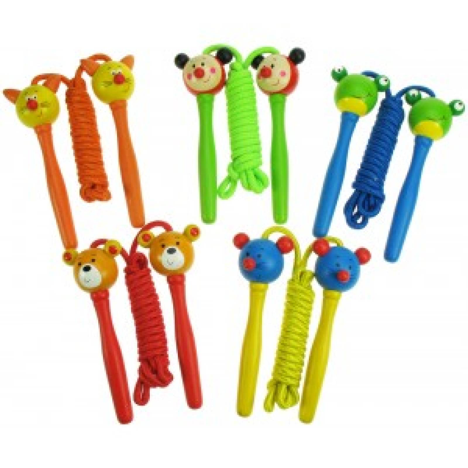 Brightly Coloured Animal Skipping Rope thumbnails