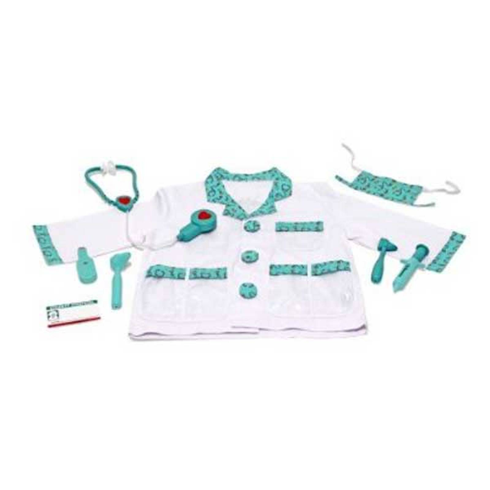 Doctor-  Fancy Dress Role Play Costume Set thumbnails