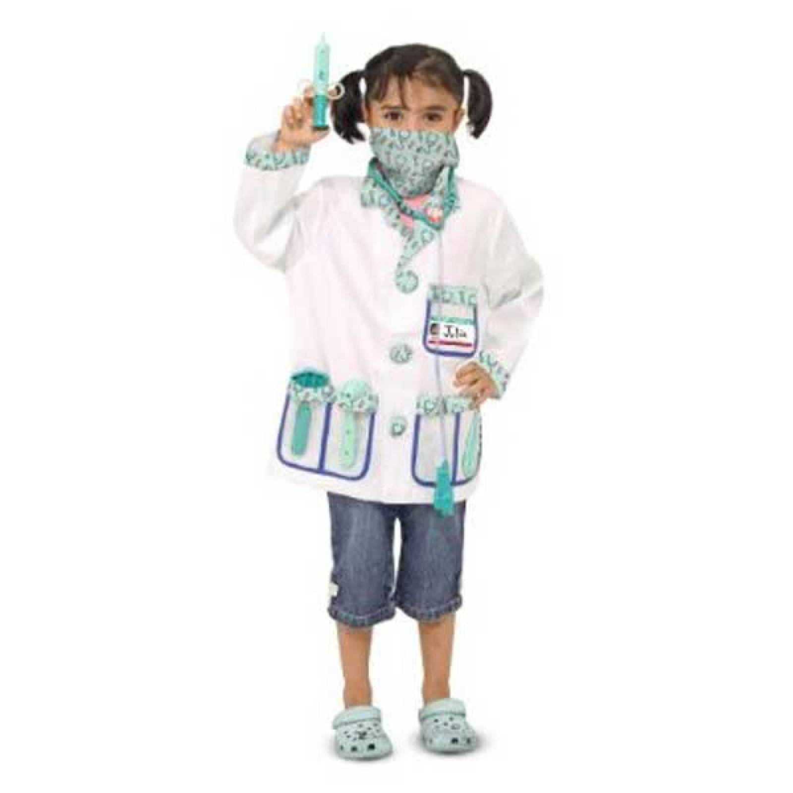 Fancy Dress Role Play Costume Set - Doctor