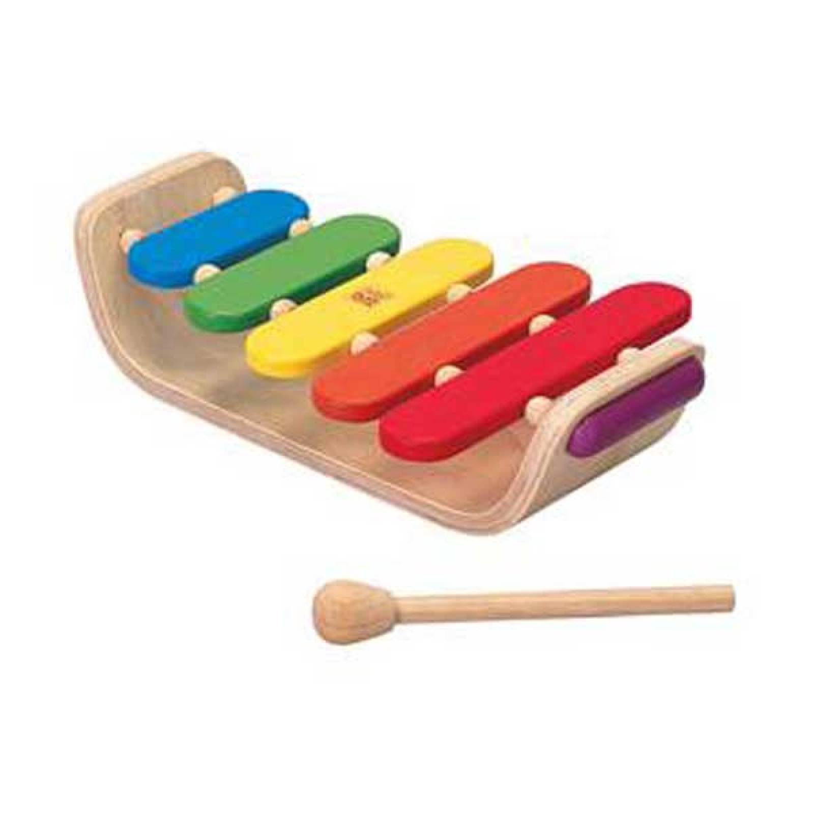 Oval Xylophone by Plan Toys 1yr+