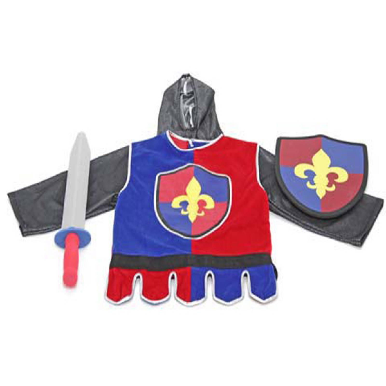 Fancy Dress Role Play Costume Set - Knight thumbnails