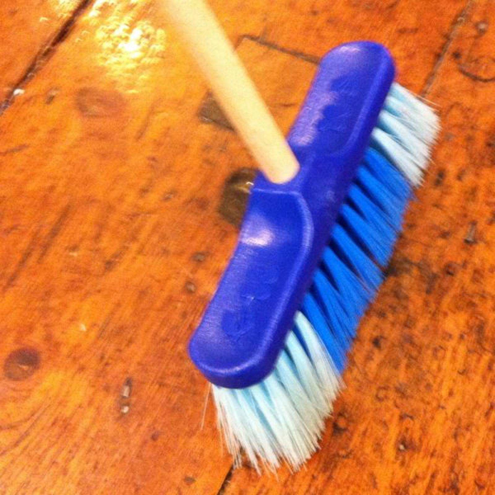 Classic Toy Broom/Brush Wooden Handle.