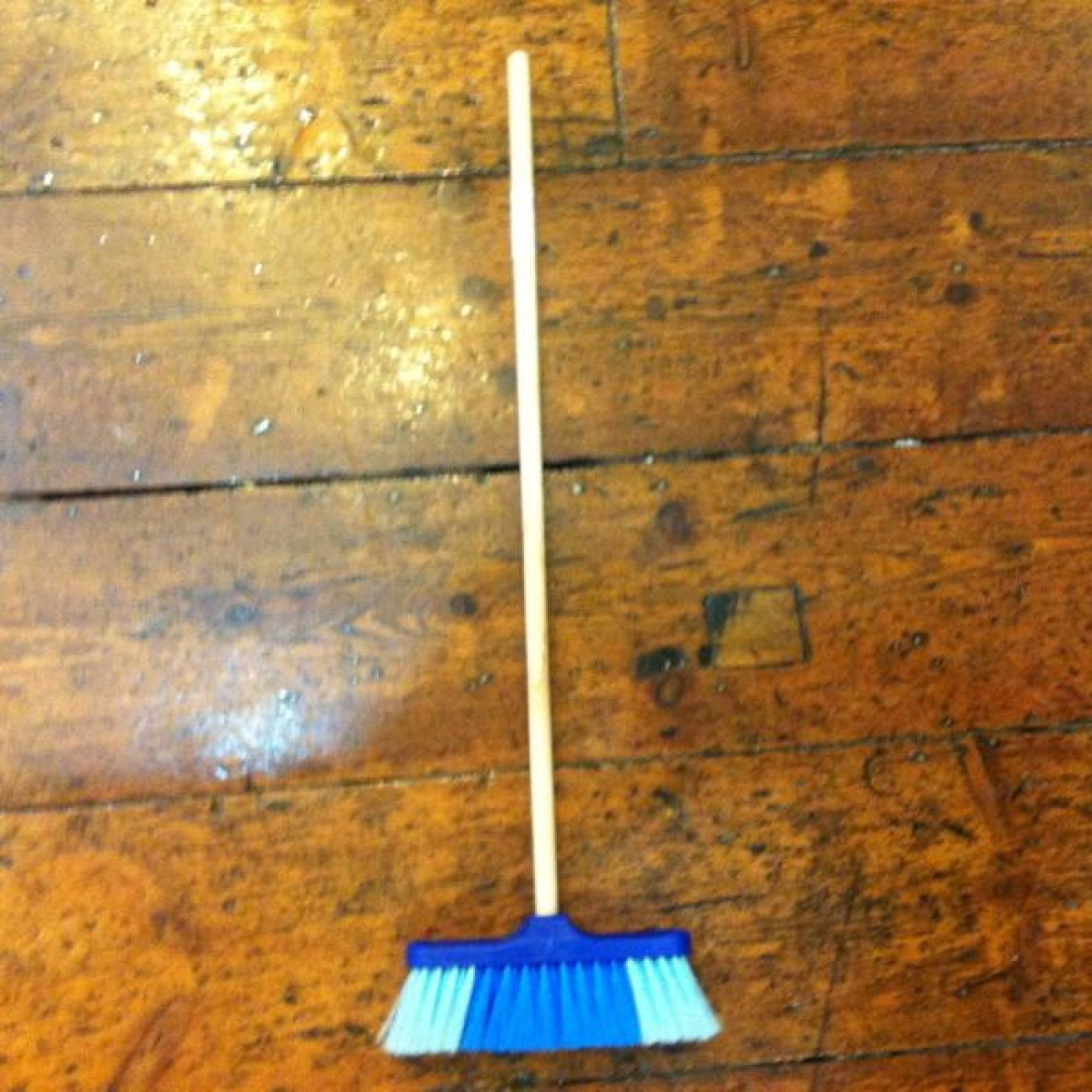 Classic Toy Broom/Brush Wooden Handle. thumbnails
