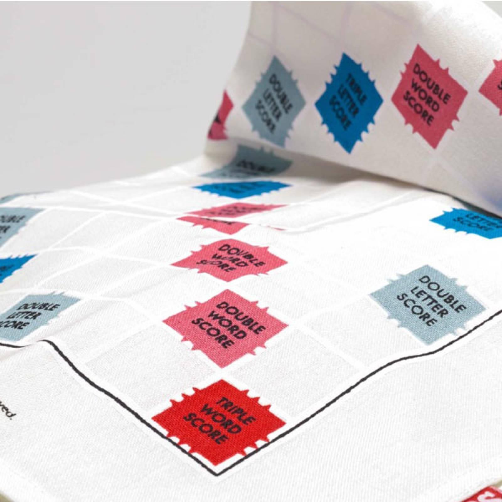 Scrabble Tea Towel thumbnails