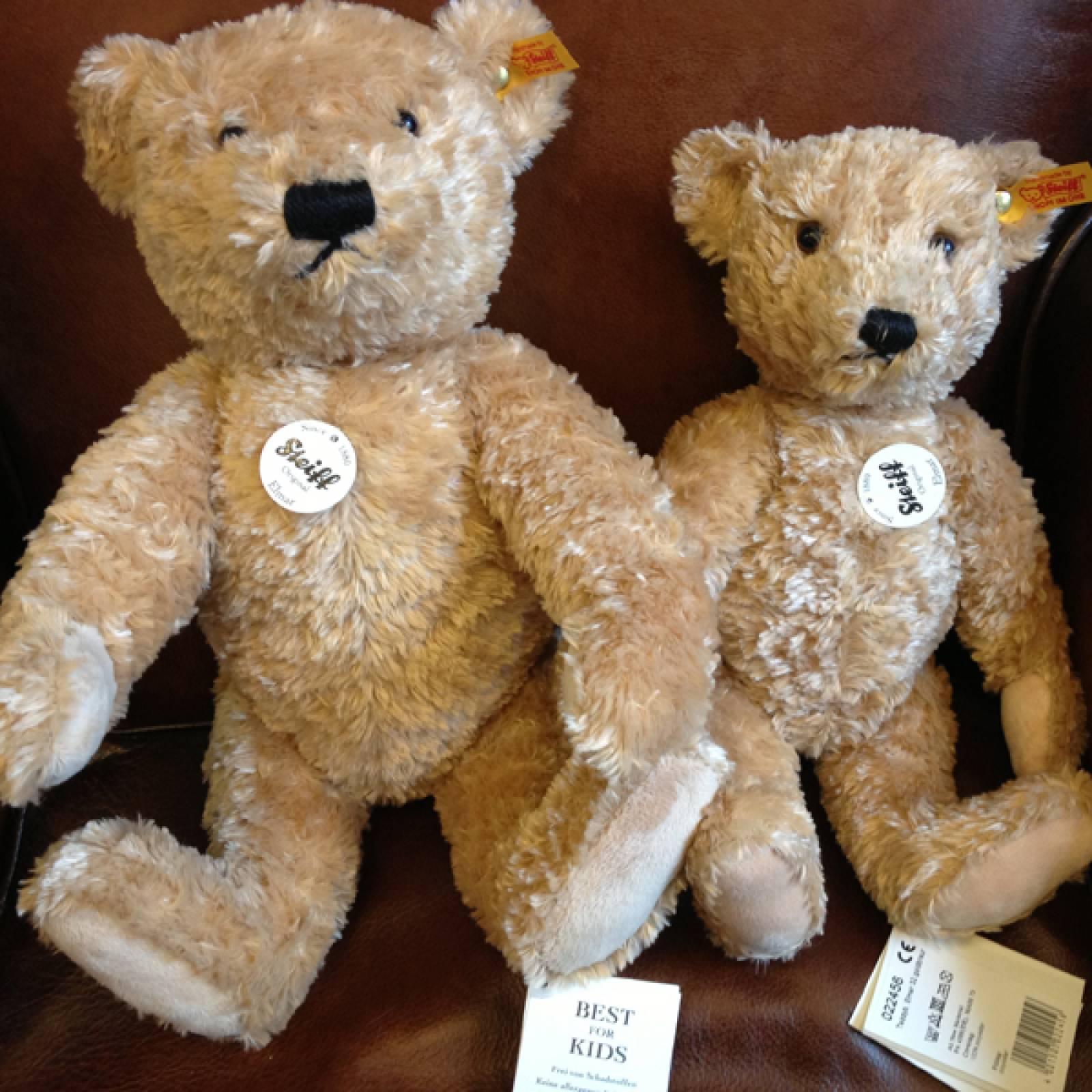 Small Elmar Teddy Bear Soft Toy by Steiff