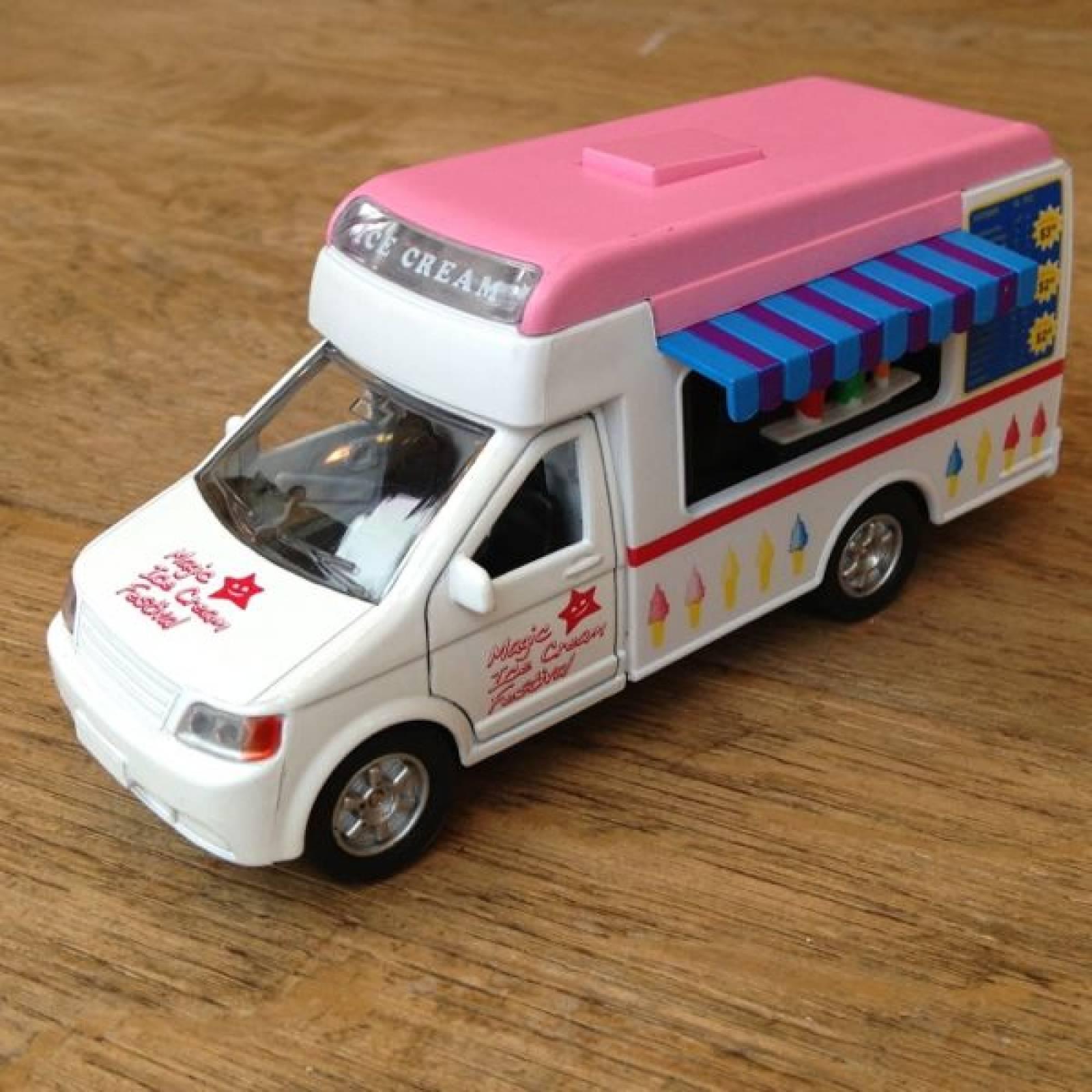 Teamsterz Ice Cream Van Toy Car thumbnails