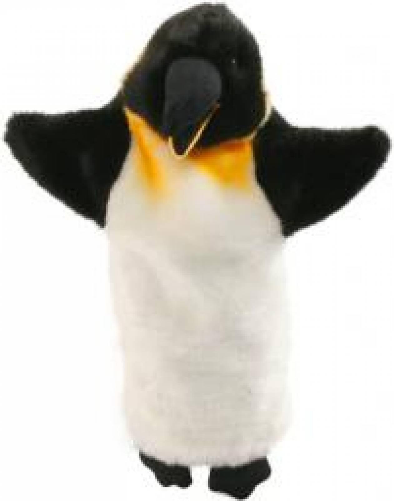 Penguin - Long Sleeved Glove Puppet 1+