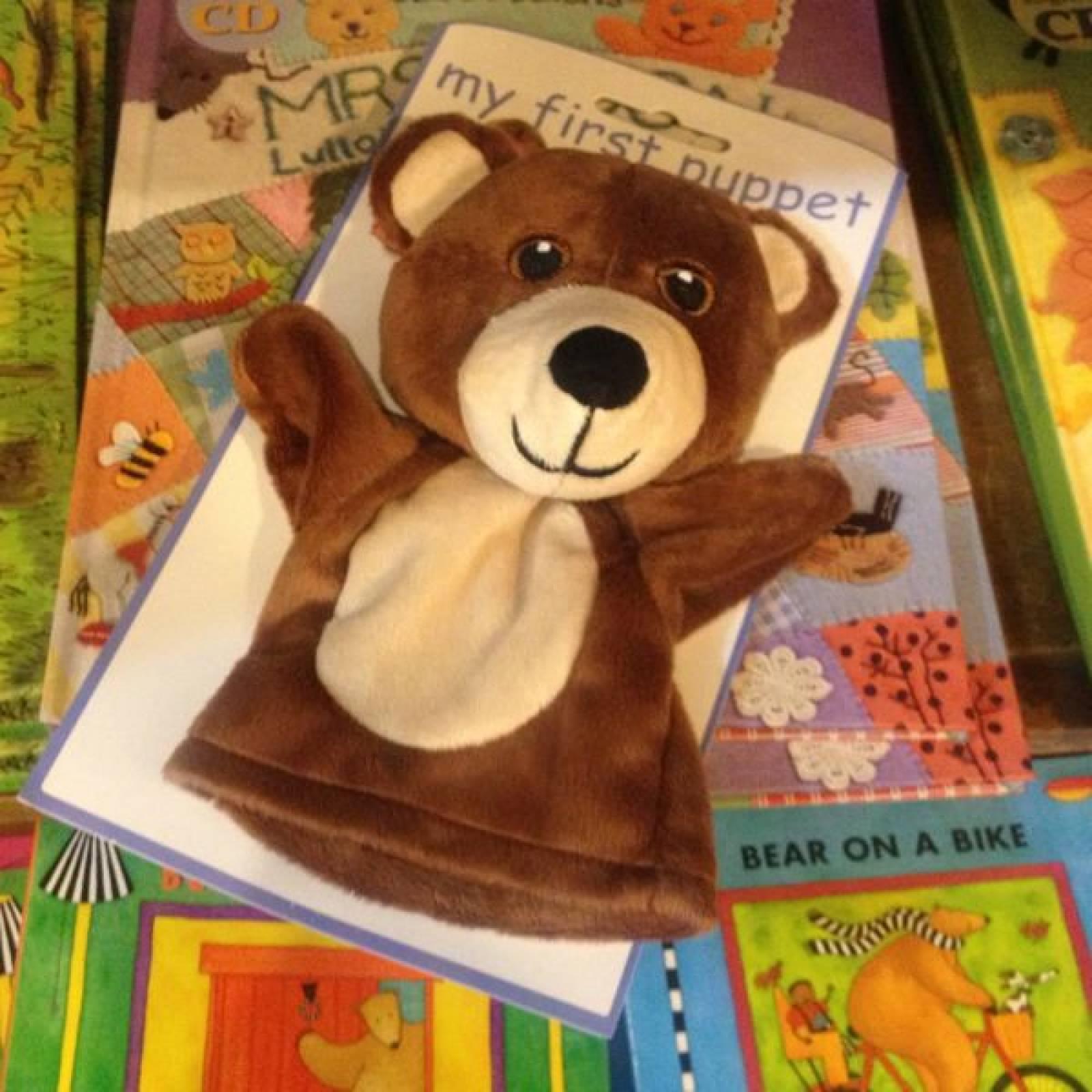 Bear - My First Puppet 0+