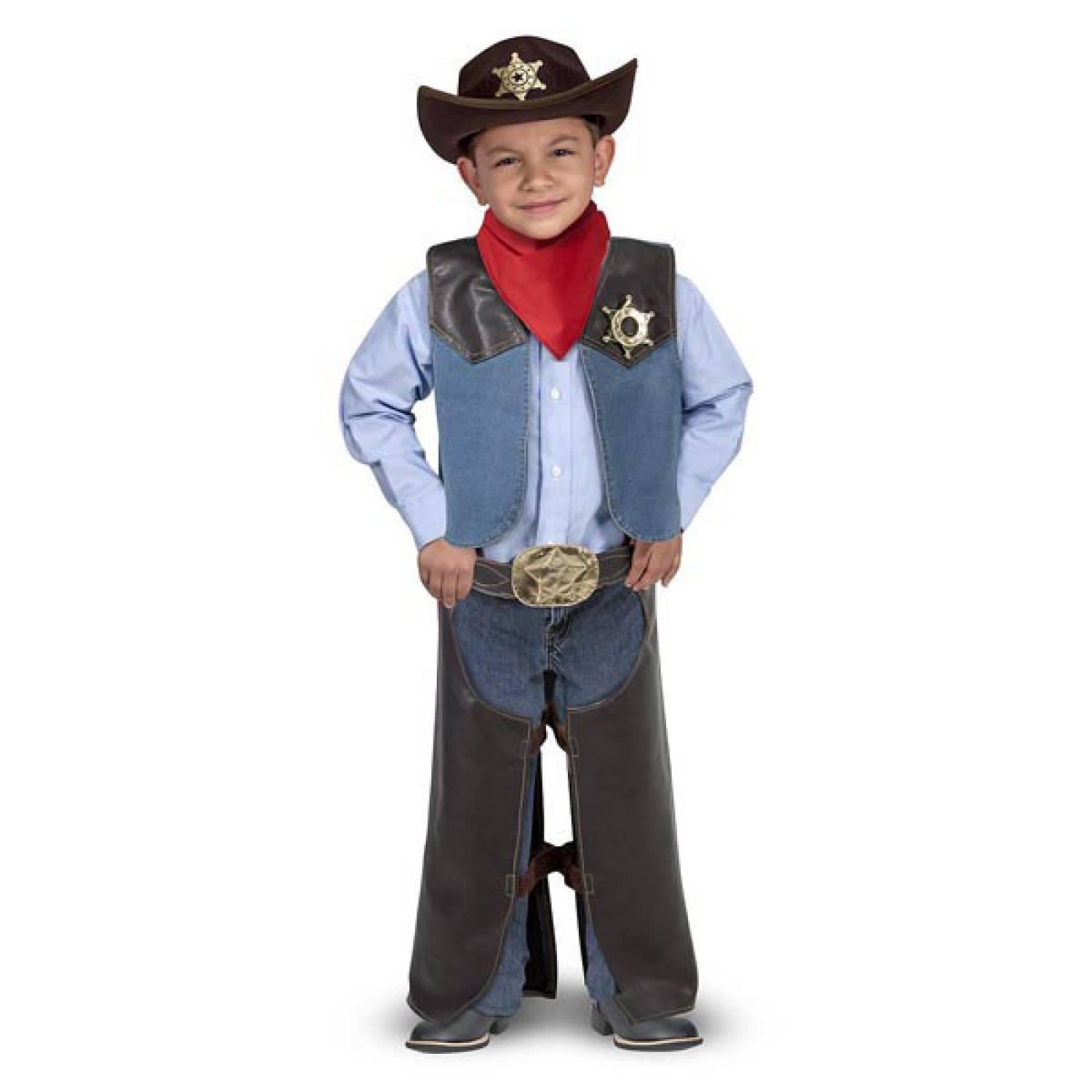 Fancy Dress Role Play Costume Set - Cowboy thumbnails