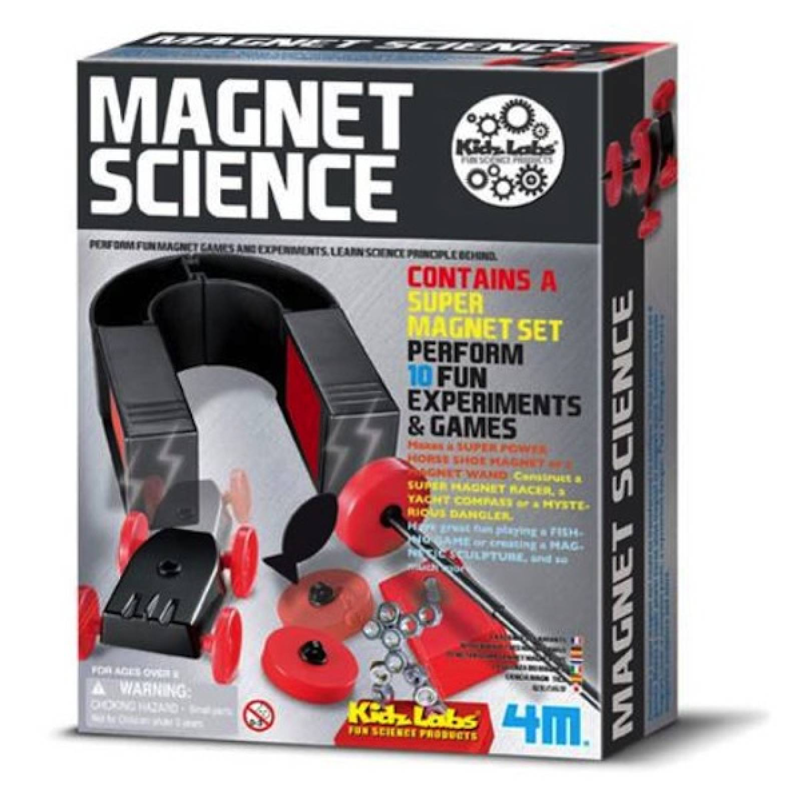 Magnet Science - Kids Labz 8yr+ thumbnails
