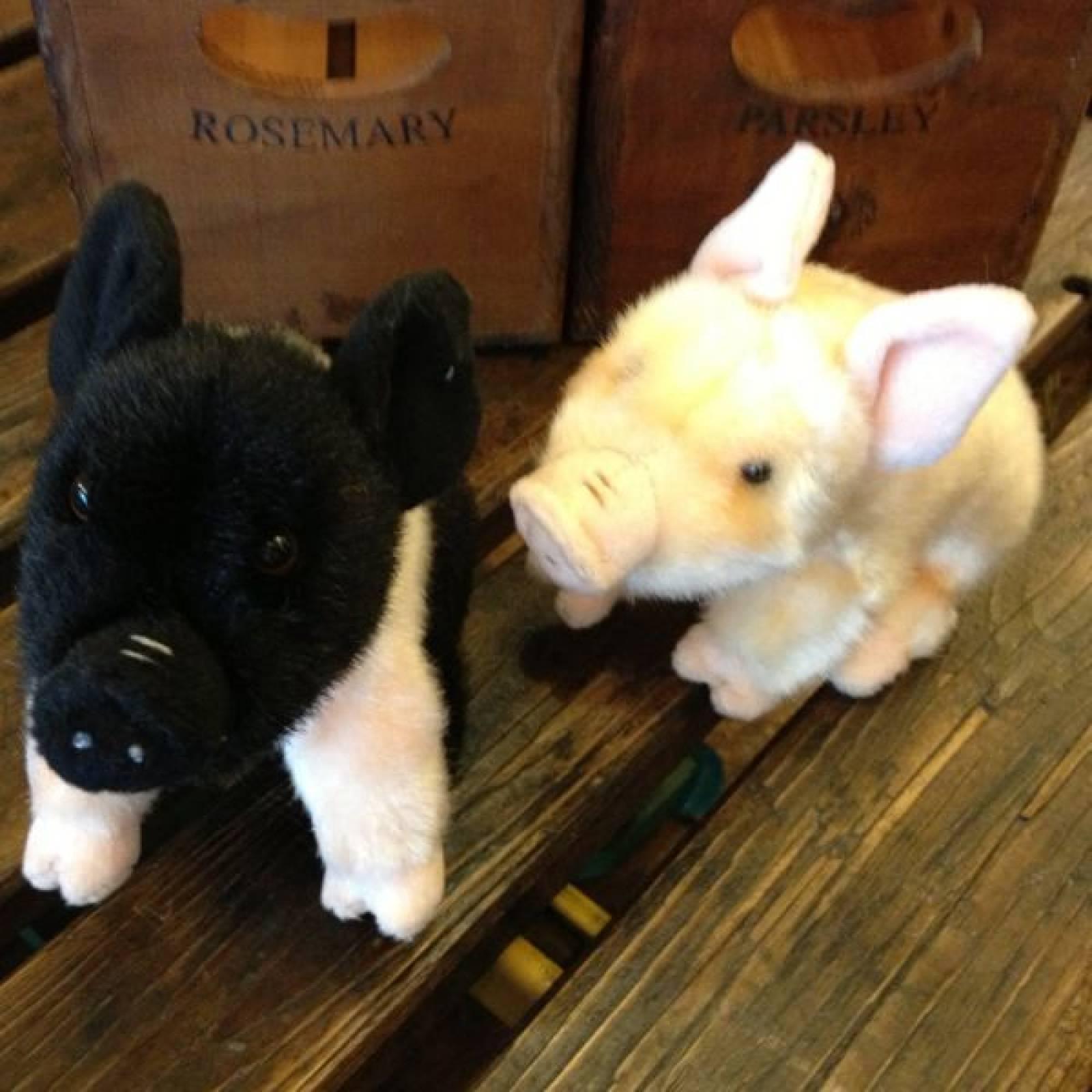 Piglet Soft Toy 0+