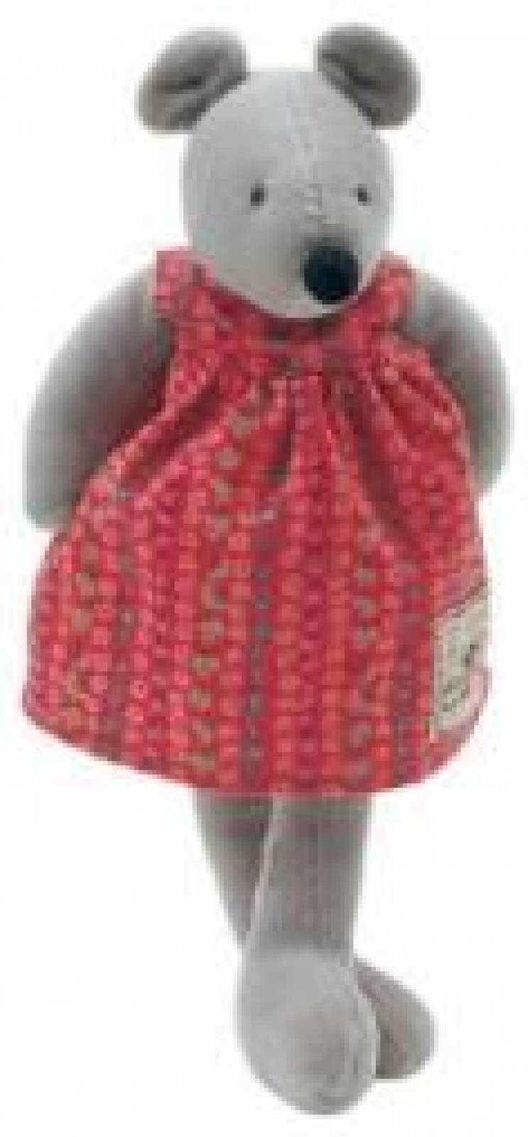 Small Nini the Mouse Moulin Roty Soft Toy 30cm