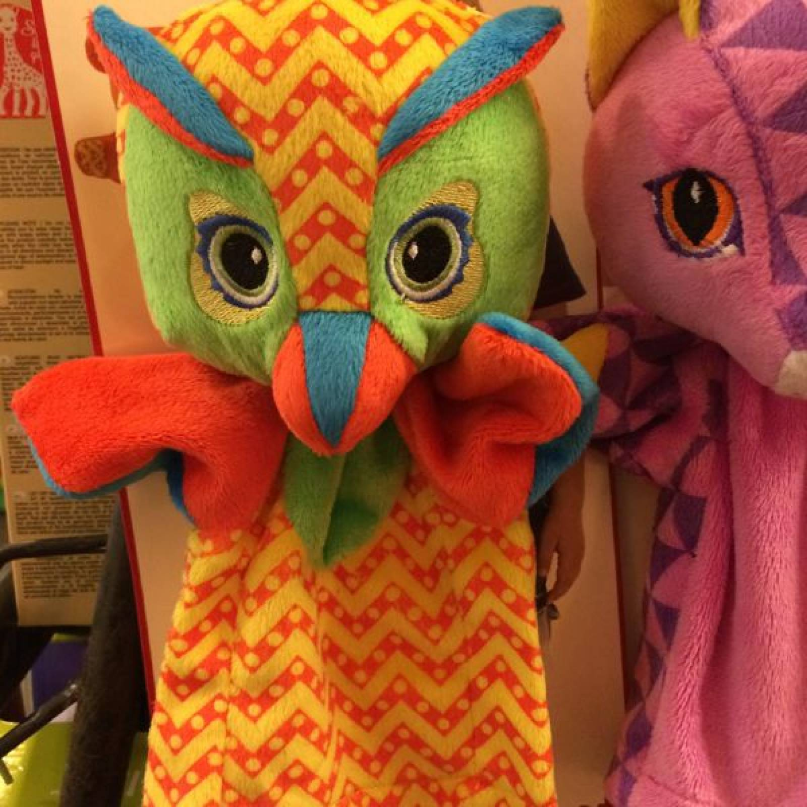 OWL My Second Puppet