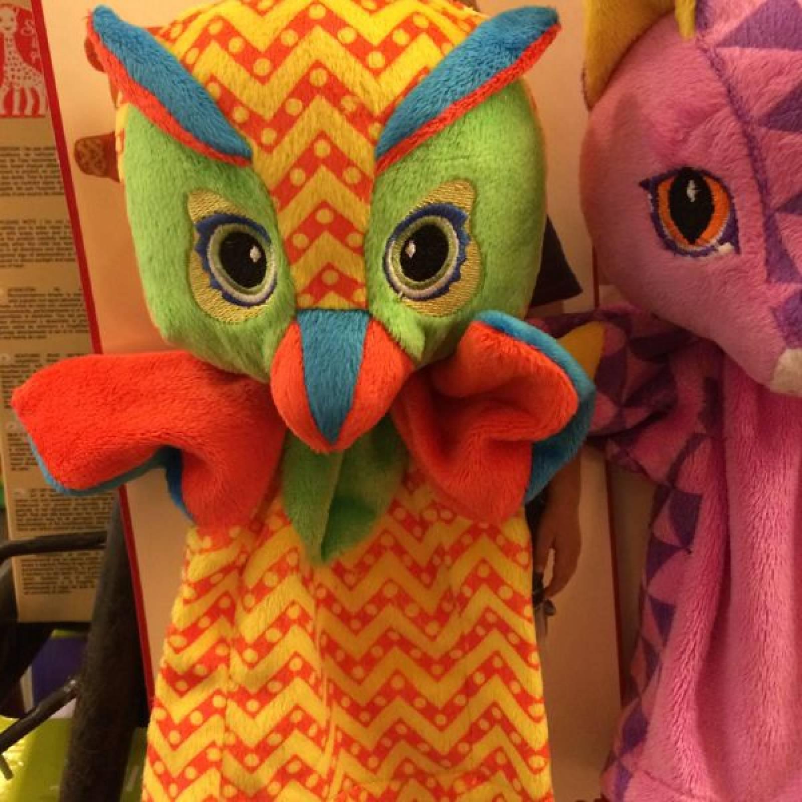 OWL My Second Puppet