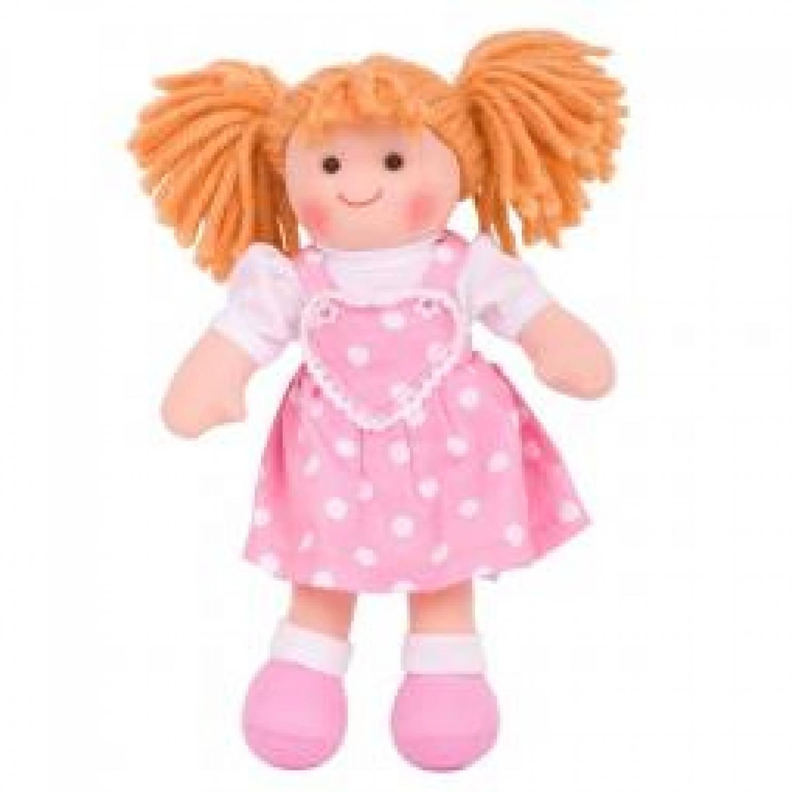 Ruby Rag Doll 28cm