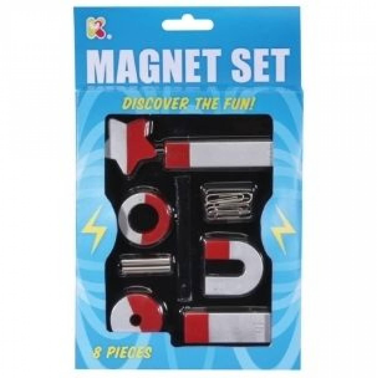 Magnet Set 8 Piece Set