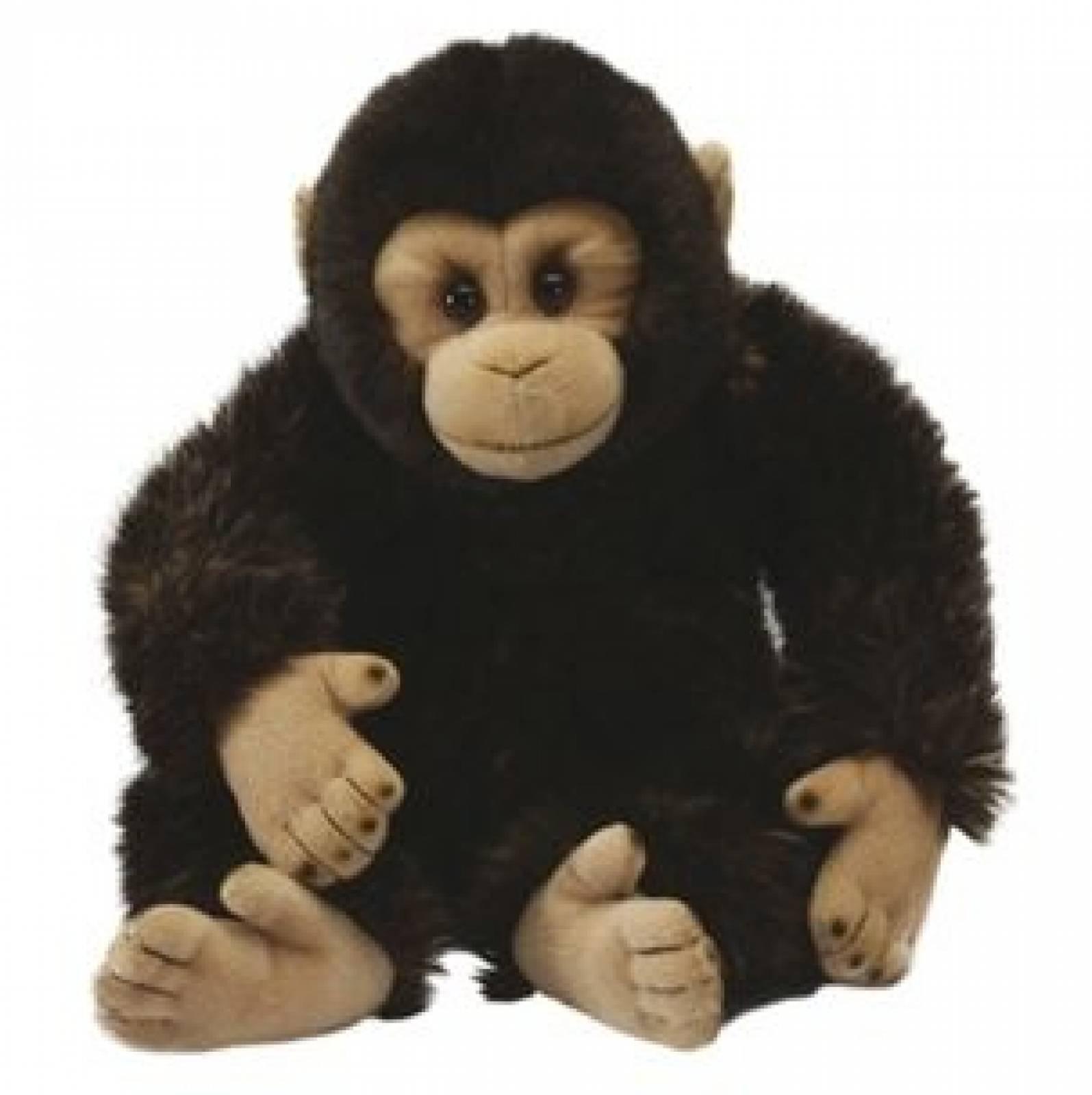 Chimp Soft Toy 30cm. 0+yrs