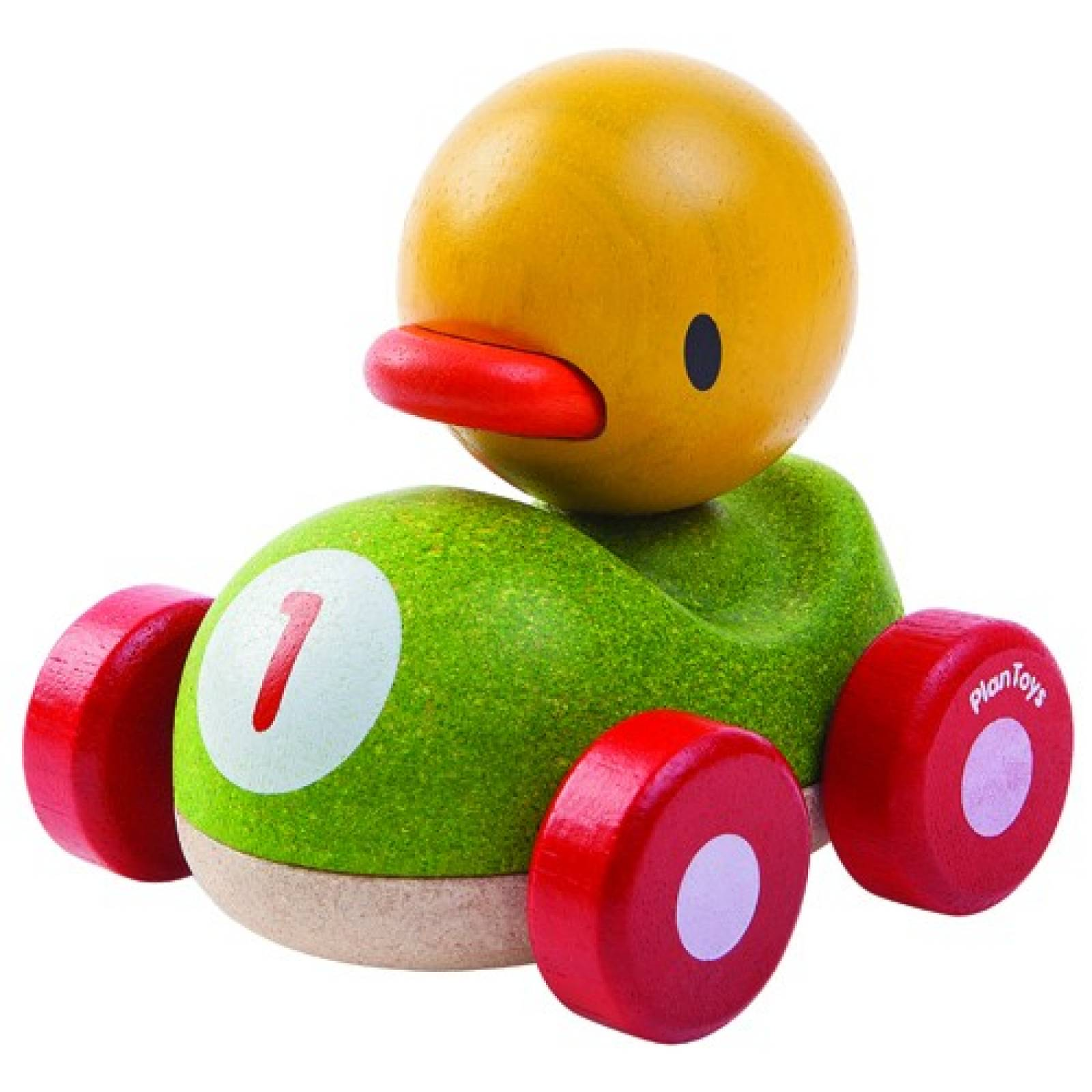 Duck Racer Plan Toys 12m+