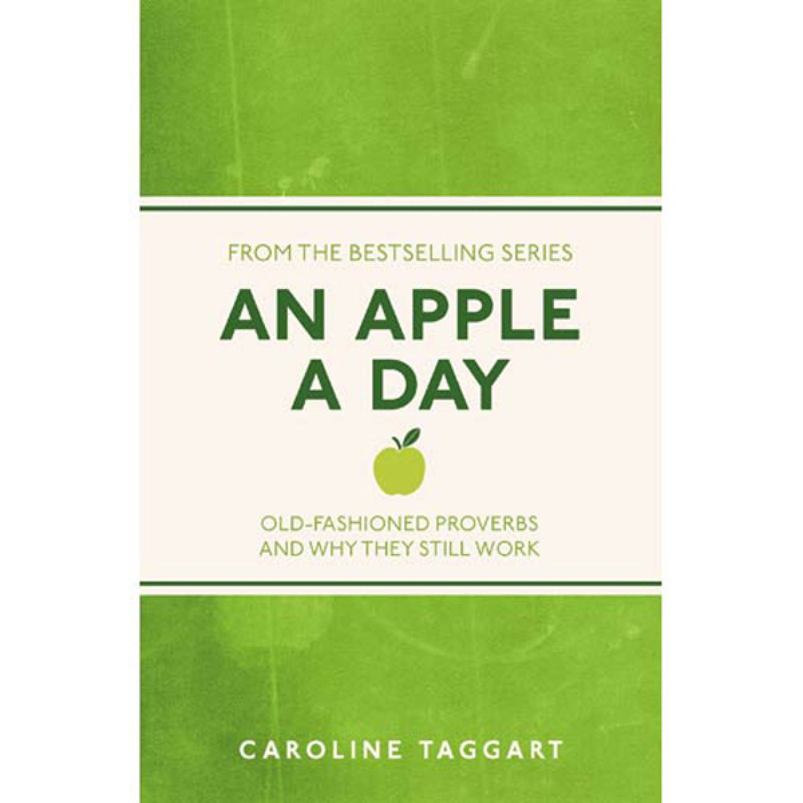 An Apple A Day Paperback Book