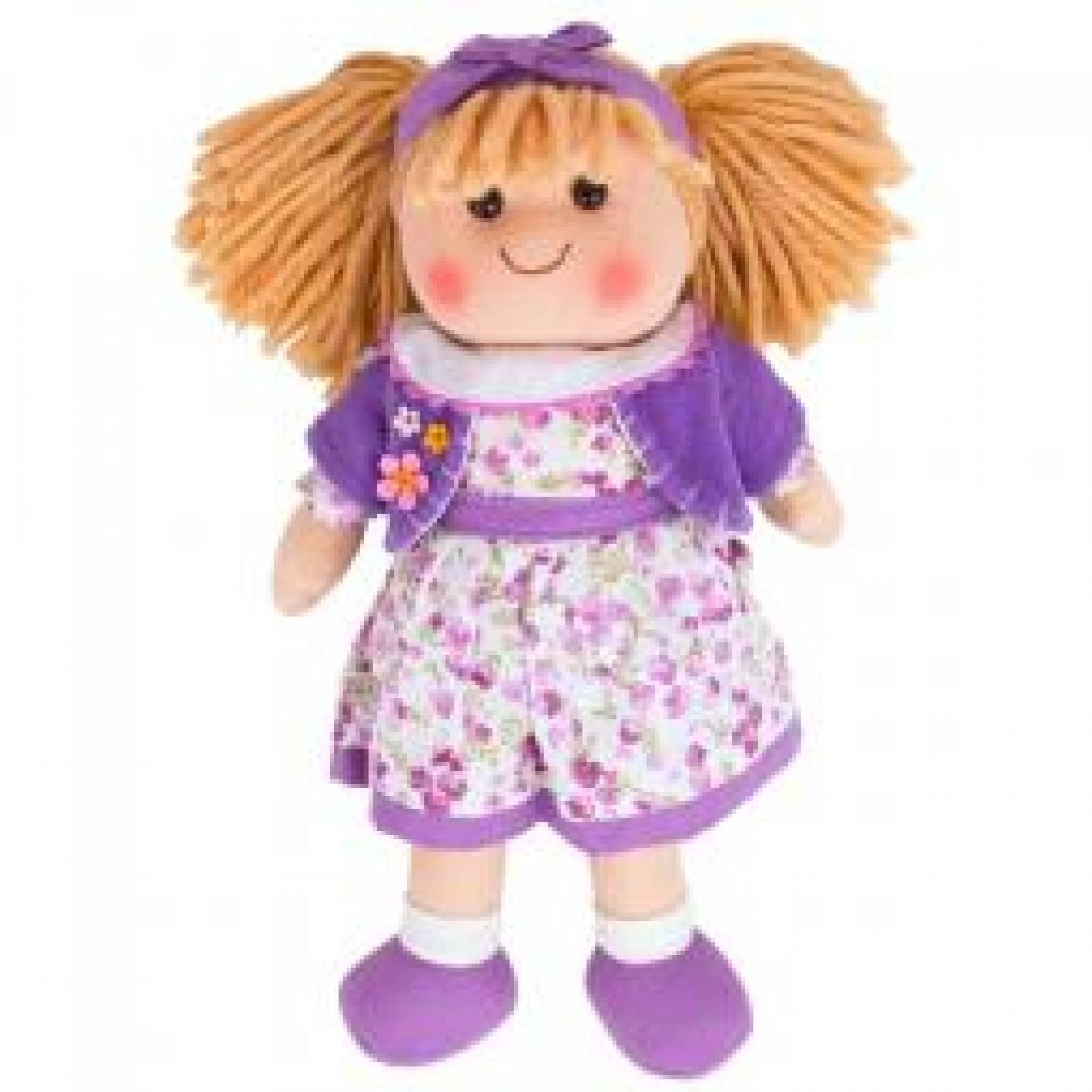 Laura Rag Doll Girl Traditional 35cm