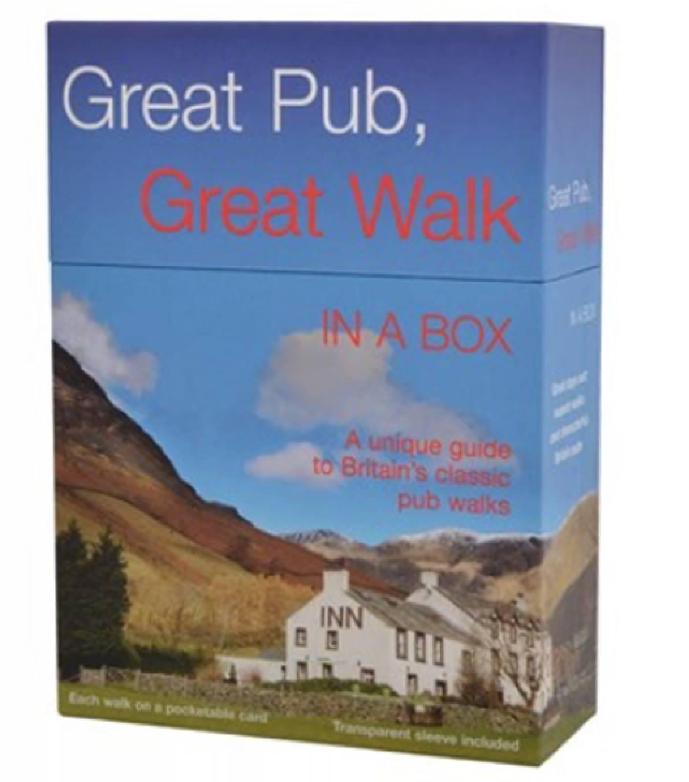Great Pub Great Walk In A Box