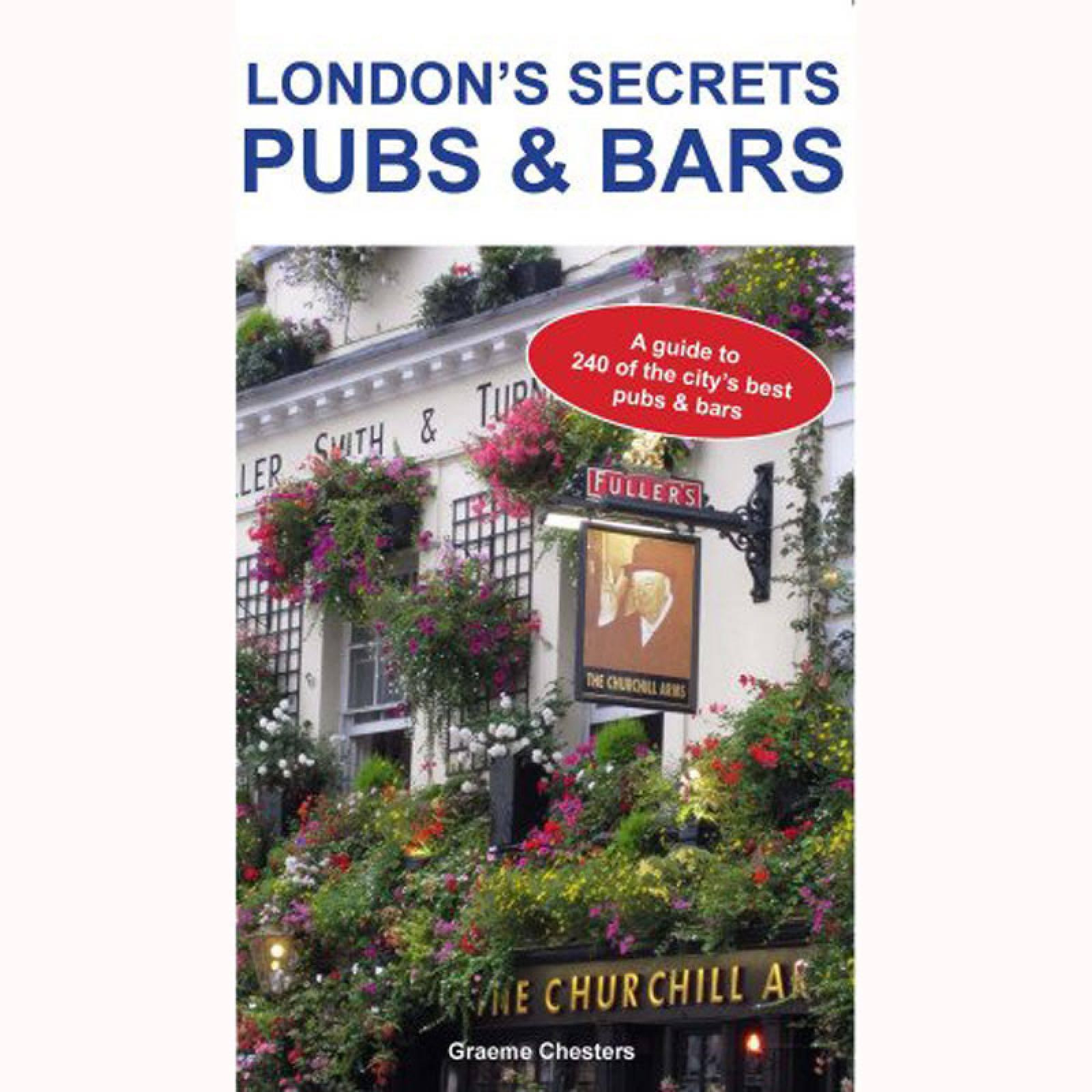 London's Secrets: Pubs & Bars - Paperback Book
