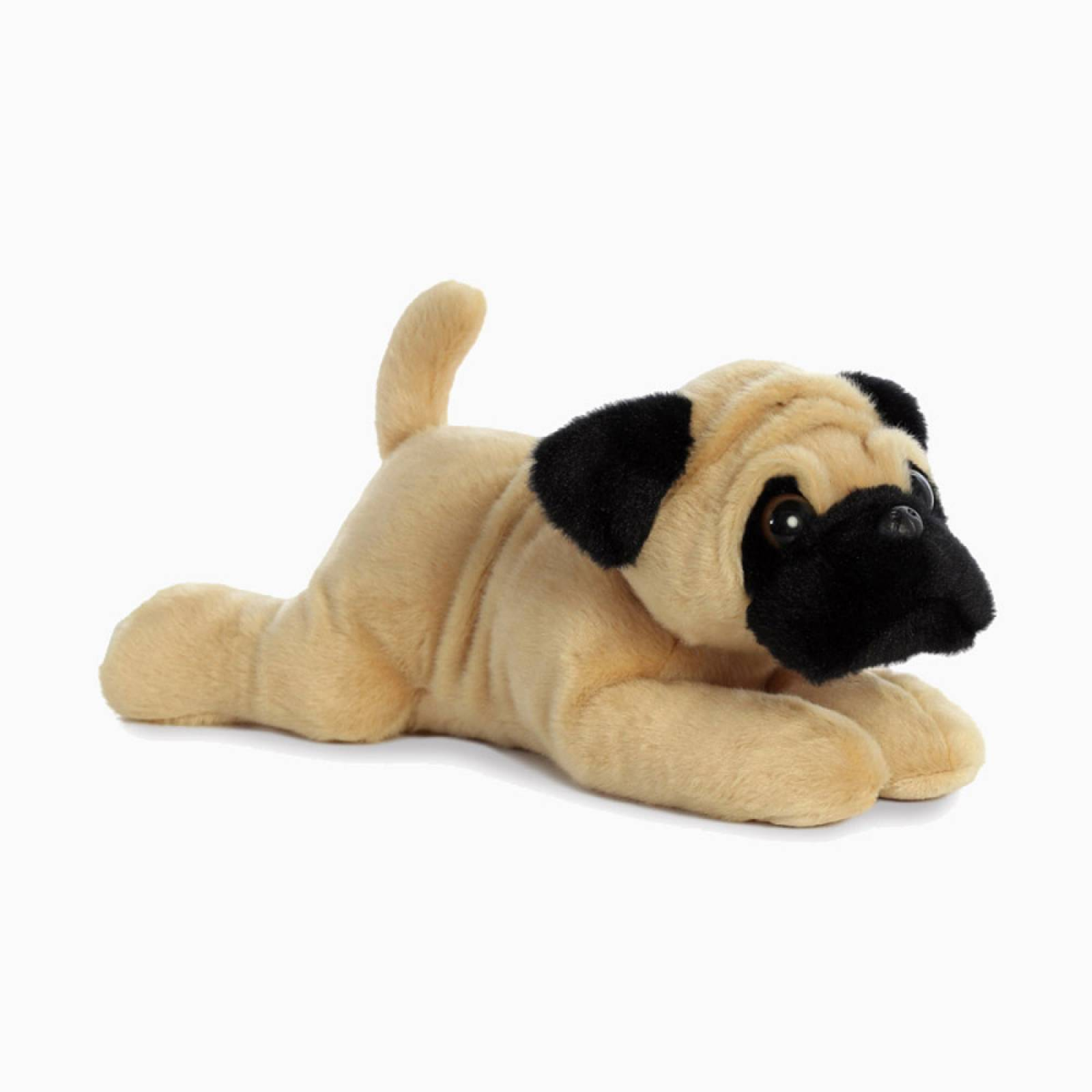 Pug Dog Flopsies Soft Toy 0+