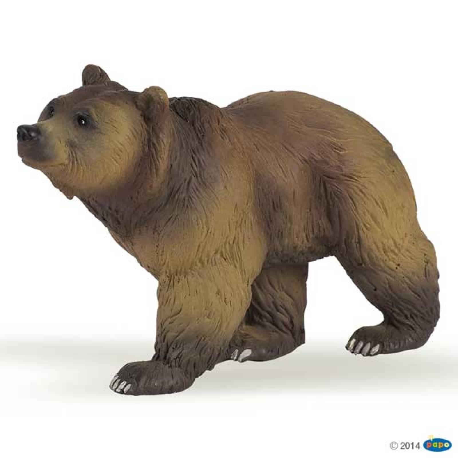 Pyrenees Bear Family PAPO WILD ANIMAL