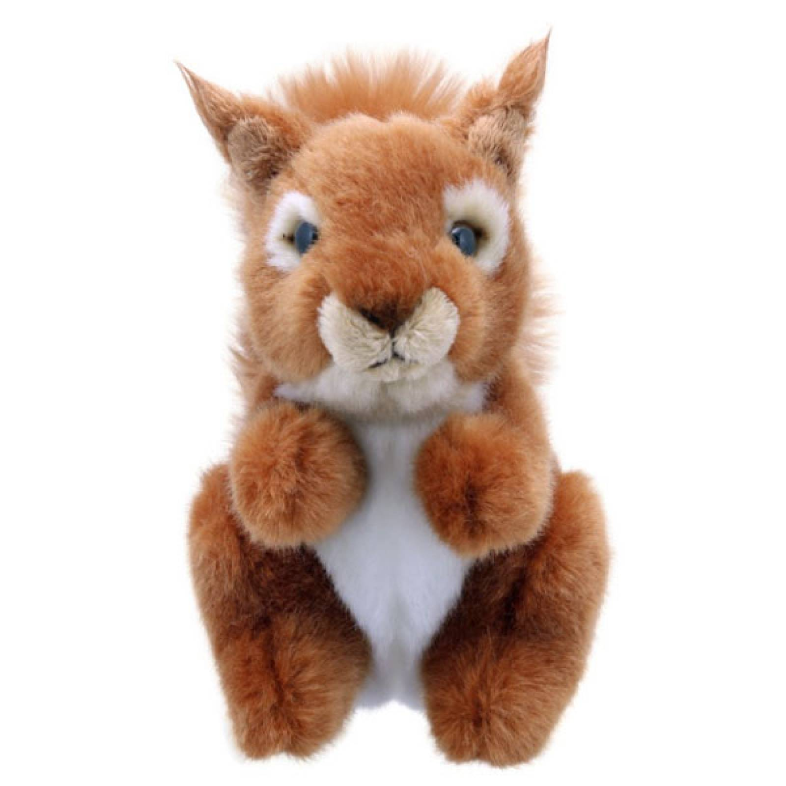 Squirrel Wilberry Mini Woodland Soft Toy 15cm.