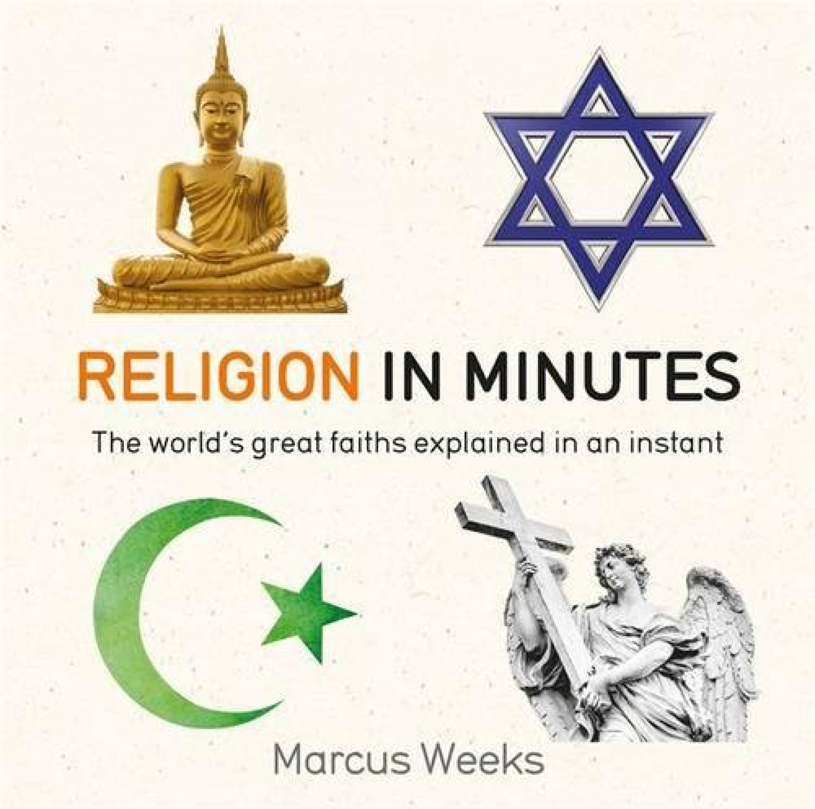 Religion In Minutes Paperback Book