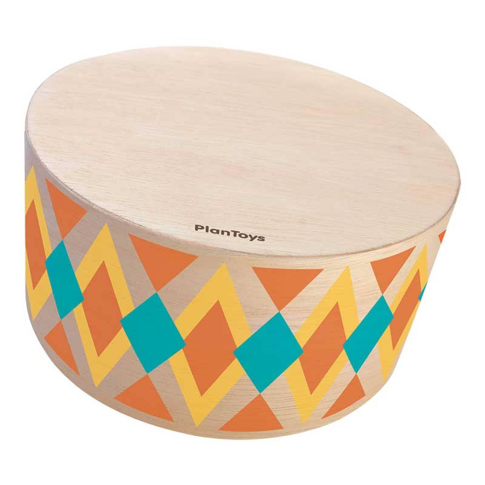 Rhythm Box By Plan Toys 3+