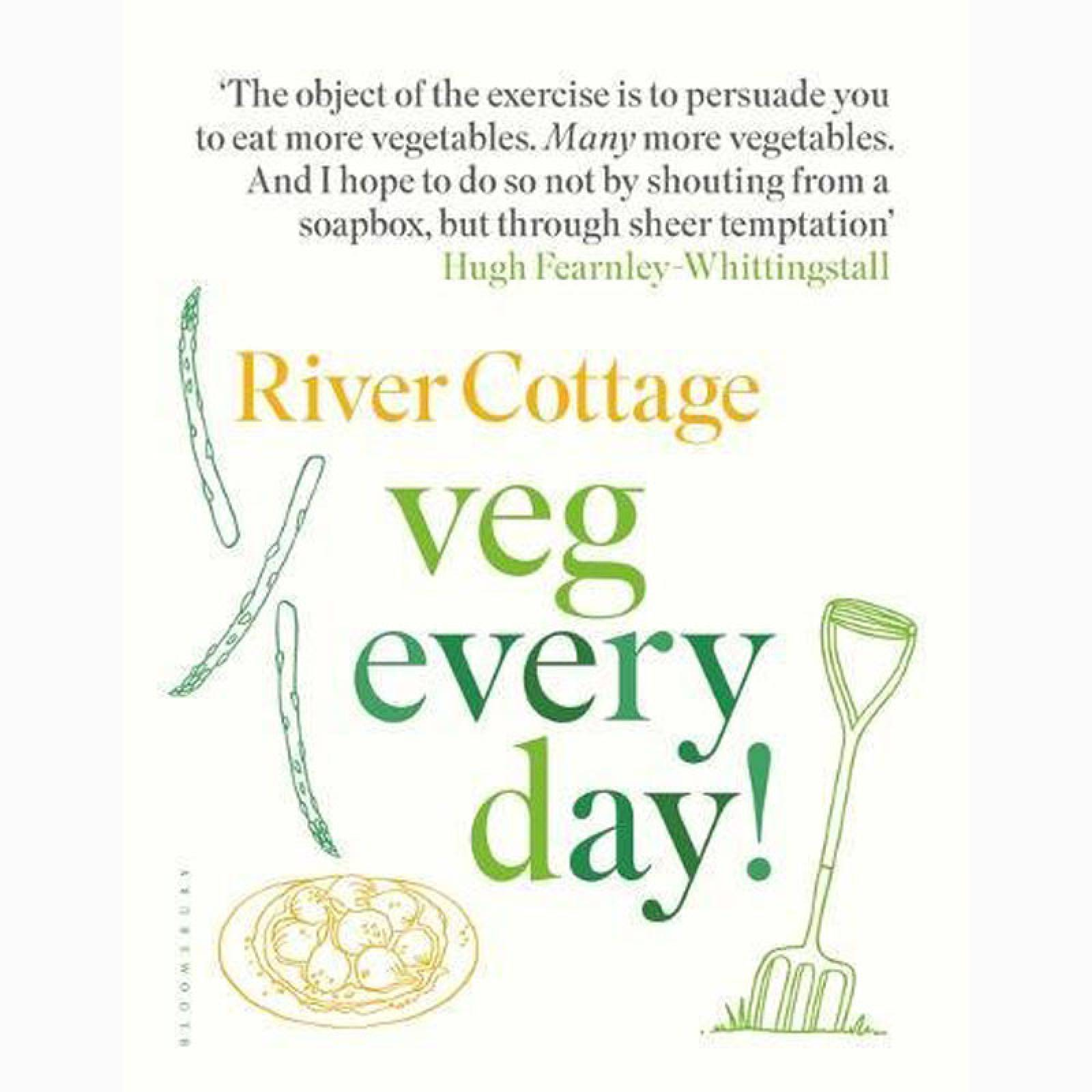 River Cottage Veg Every Day! - Hardback Book thumbnails