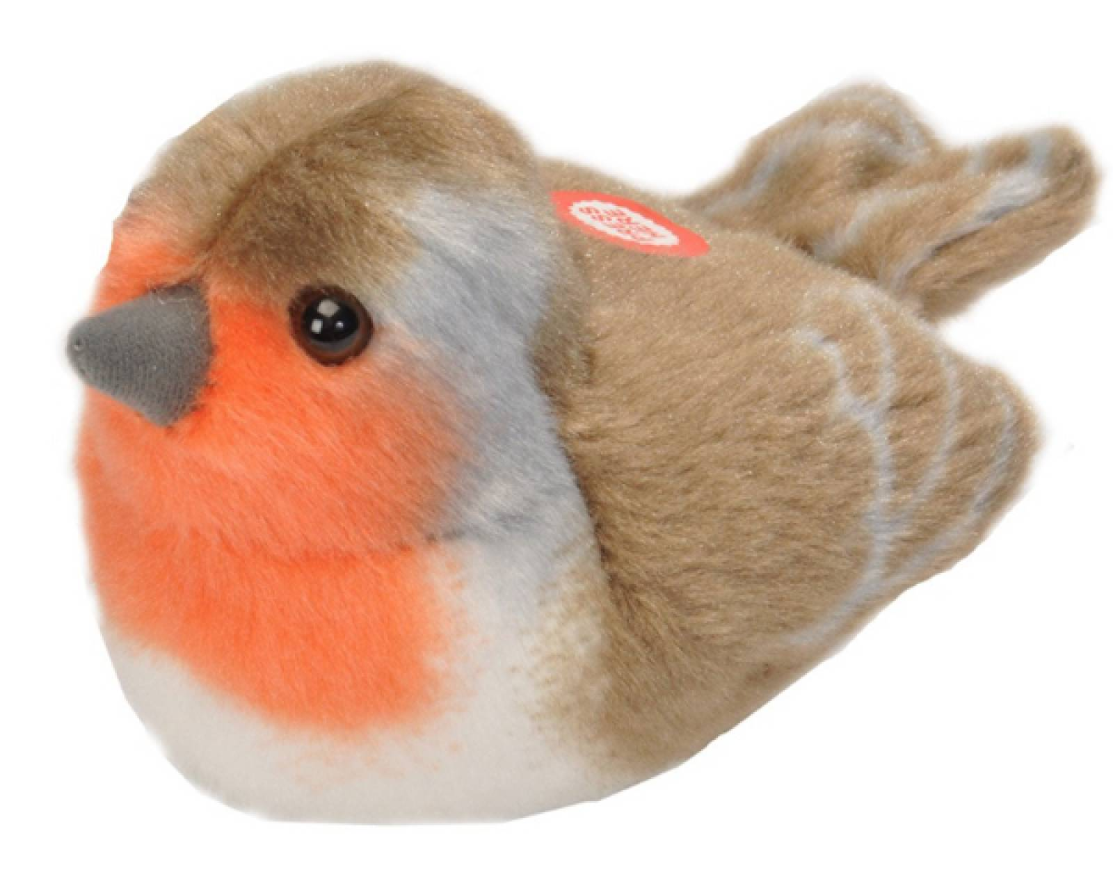 Robin Soft Toy With Sound