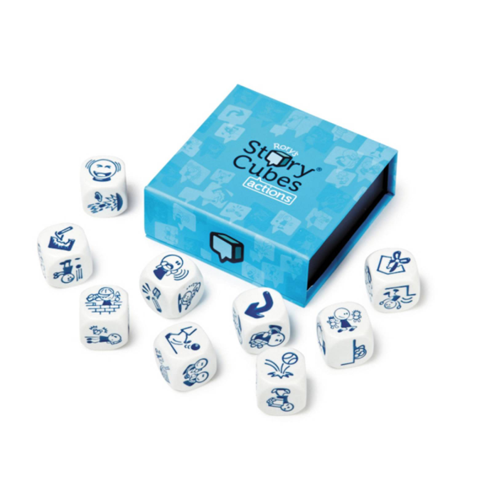 Rory's Story Cubes - Actions 6+
