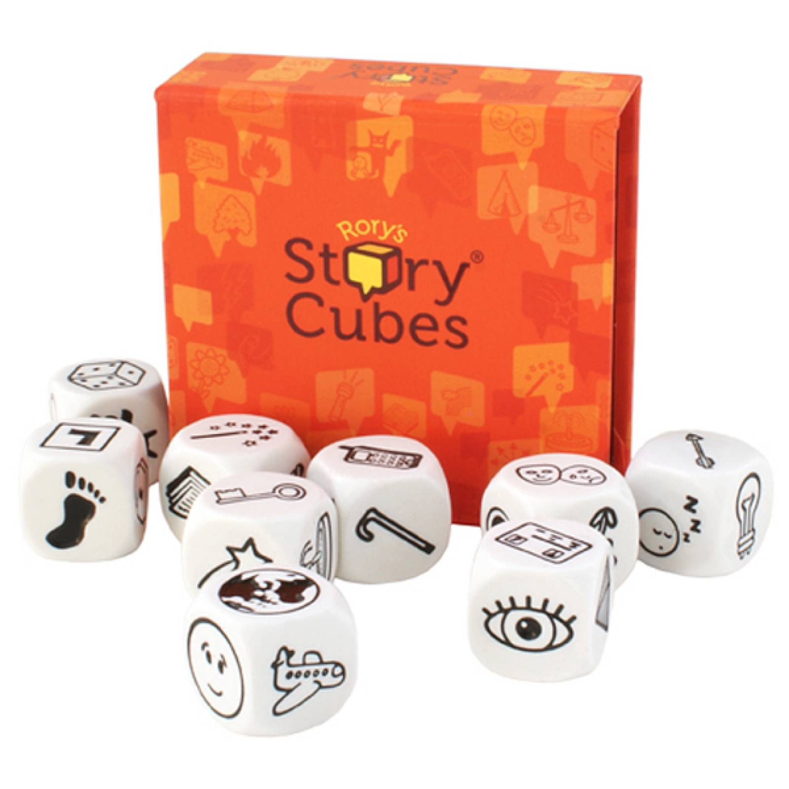 Rory's Story Cubes 6+