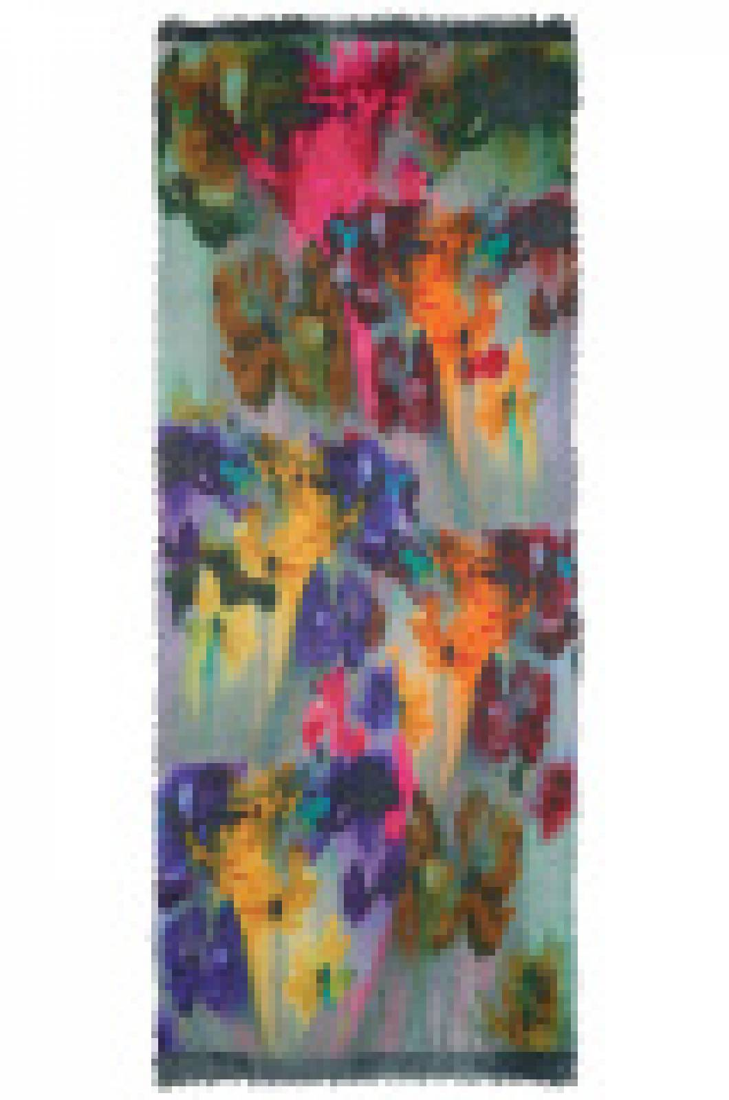 Sitges Wool Scarf By Jo Edwards
