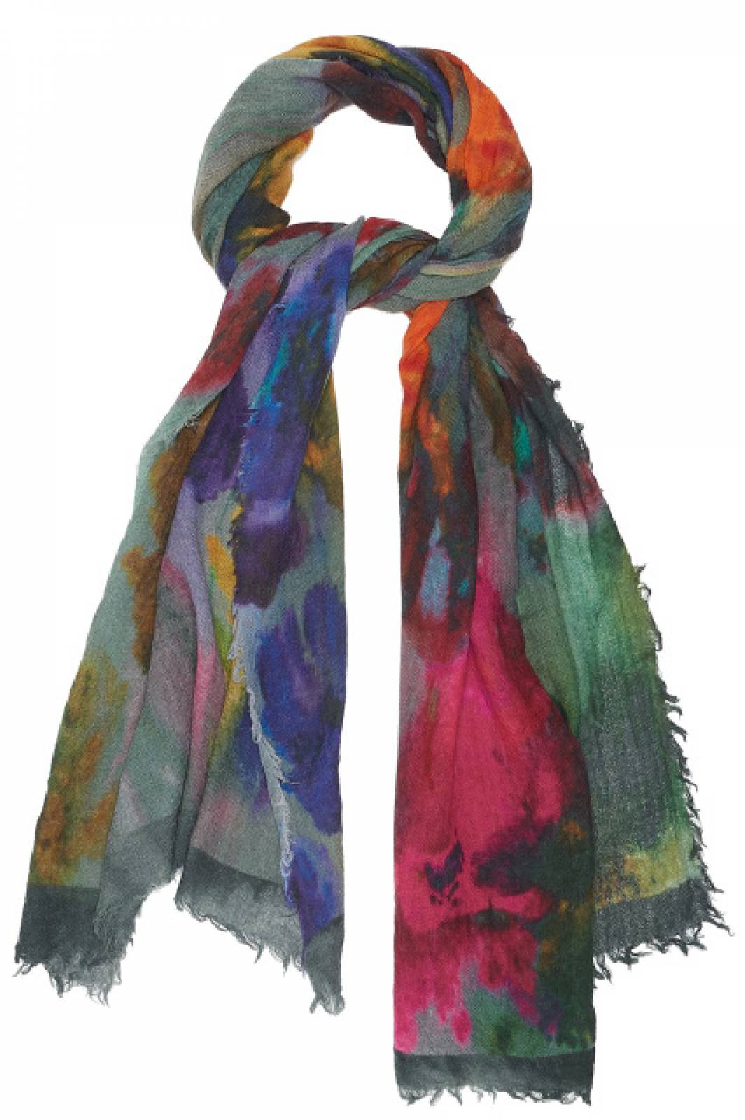 Sitges Wool Scarf By Jo Edwards thumbnails