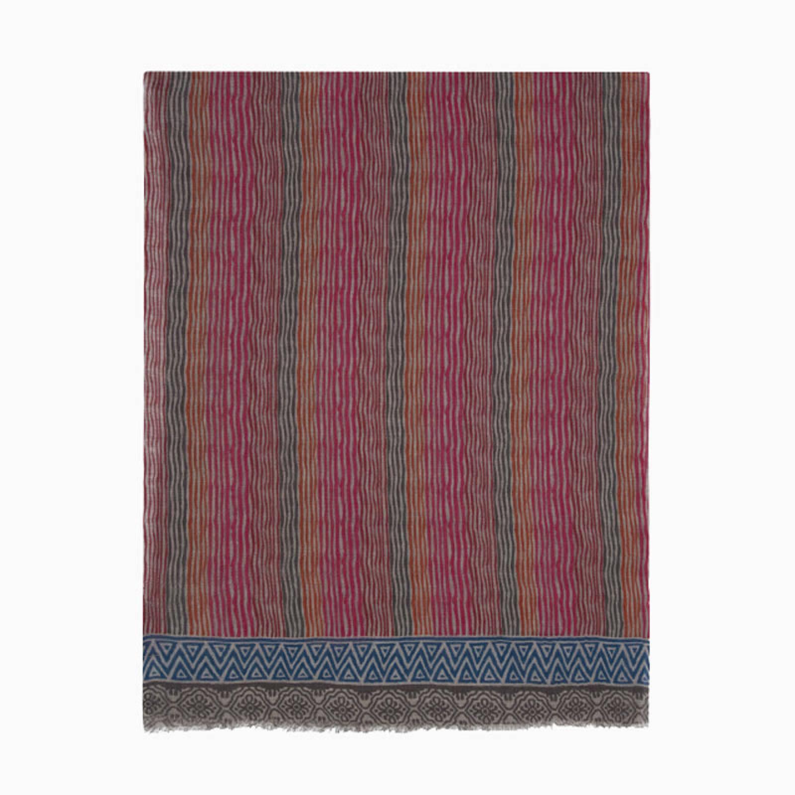 Saint Malo Wool Scarf By Jo Edwards thumbnails