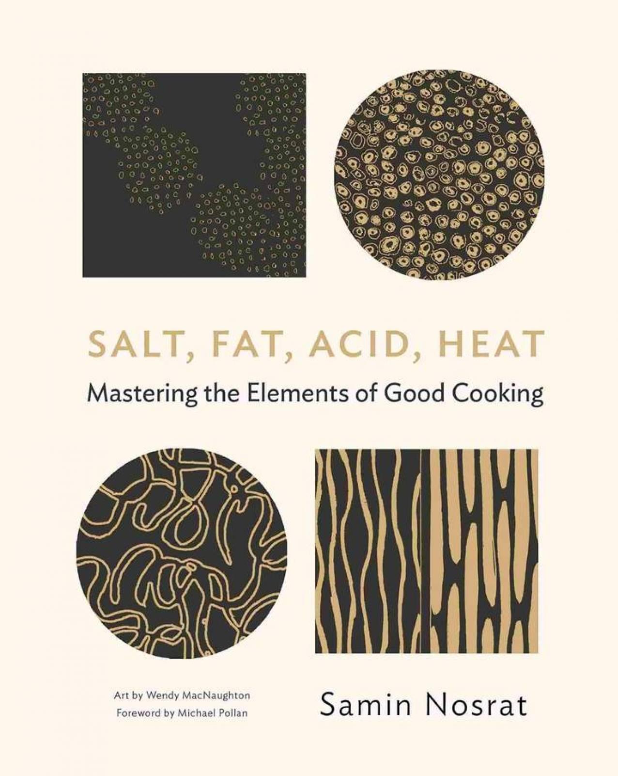 Salt Fat Acid Heat - Hardback Book