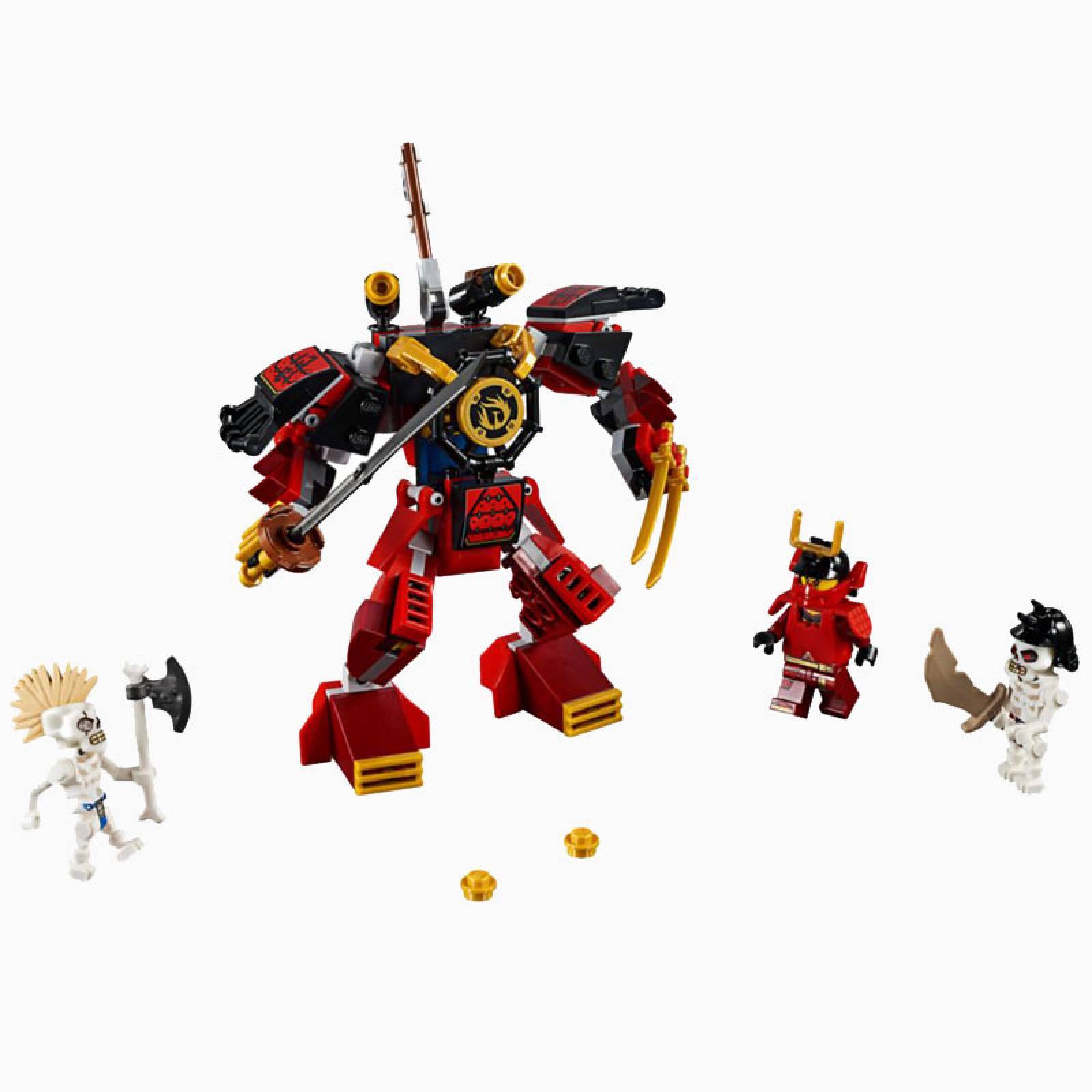 LEGO® Ninjago The Samurai Mech 70665 thumbnails