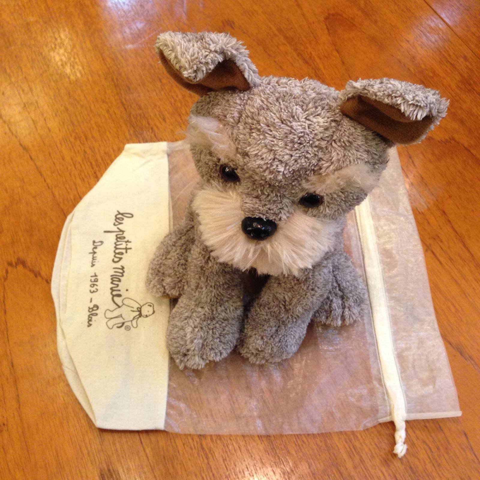 Schnell Soft Toy Dog In Decorative Gift Bag 30cm thumbnails