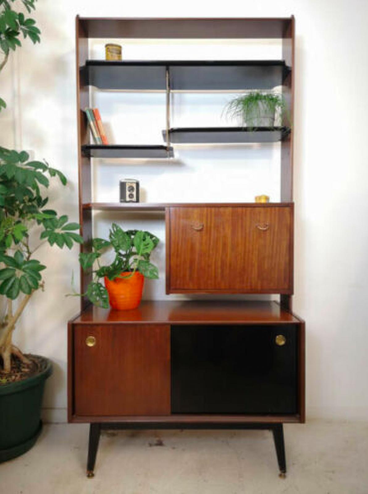 G Plan Librenza Mid-Century Room Divider by Koford Larsen
