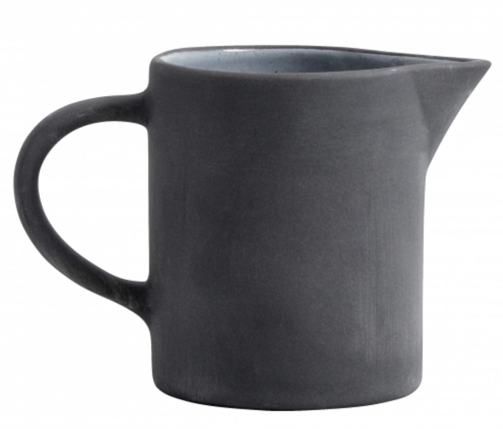 Small Grey Stoneware Jug thumbnails