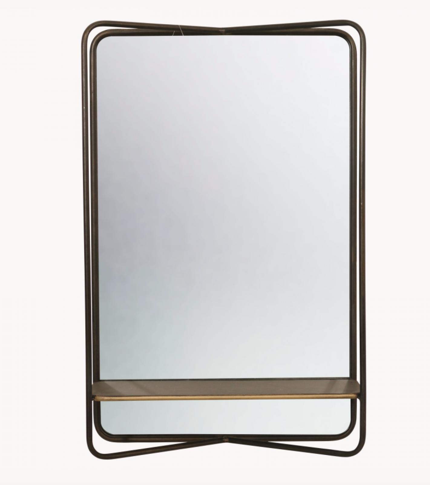 Helio Mirror -  Portrait