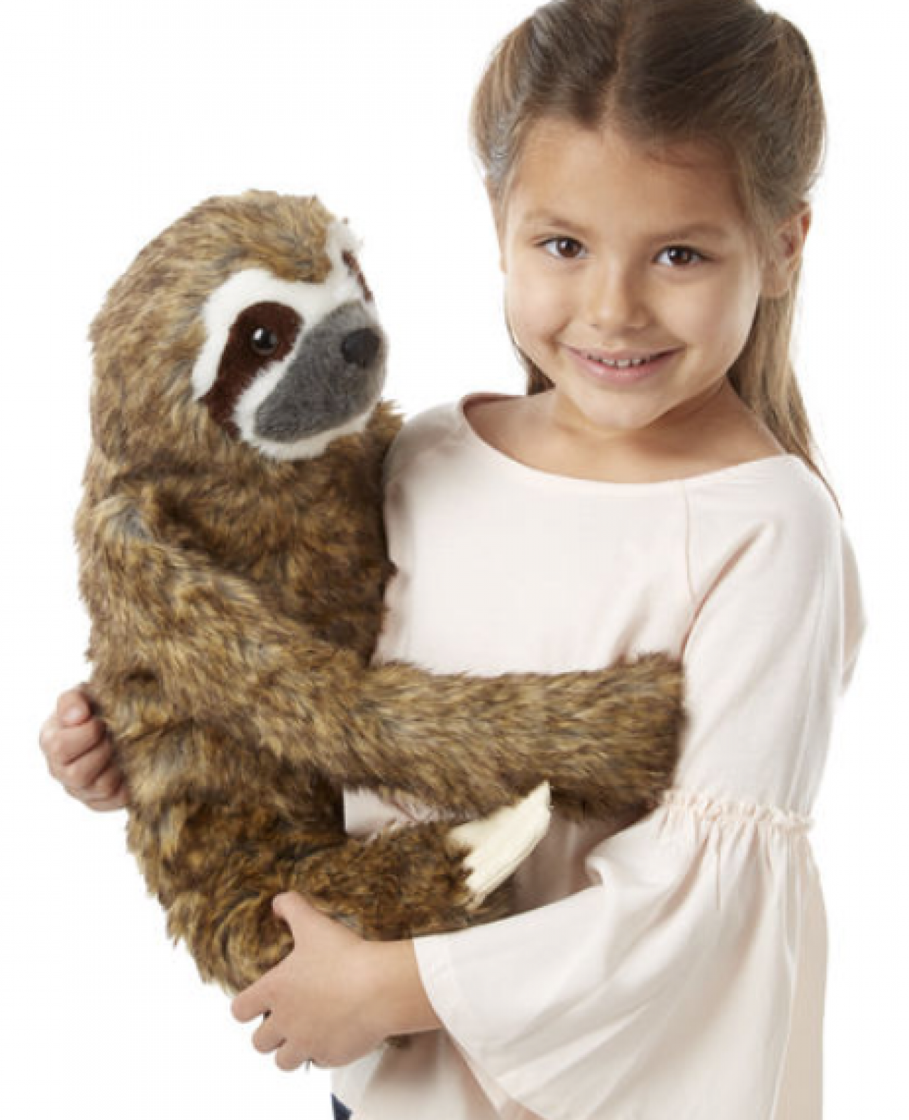 Sloth Soft Toy 3+
