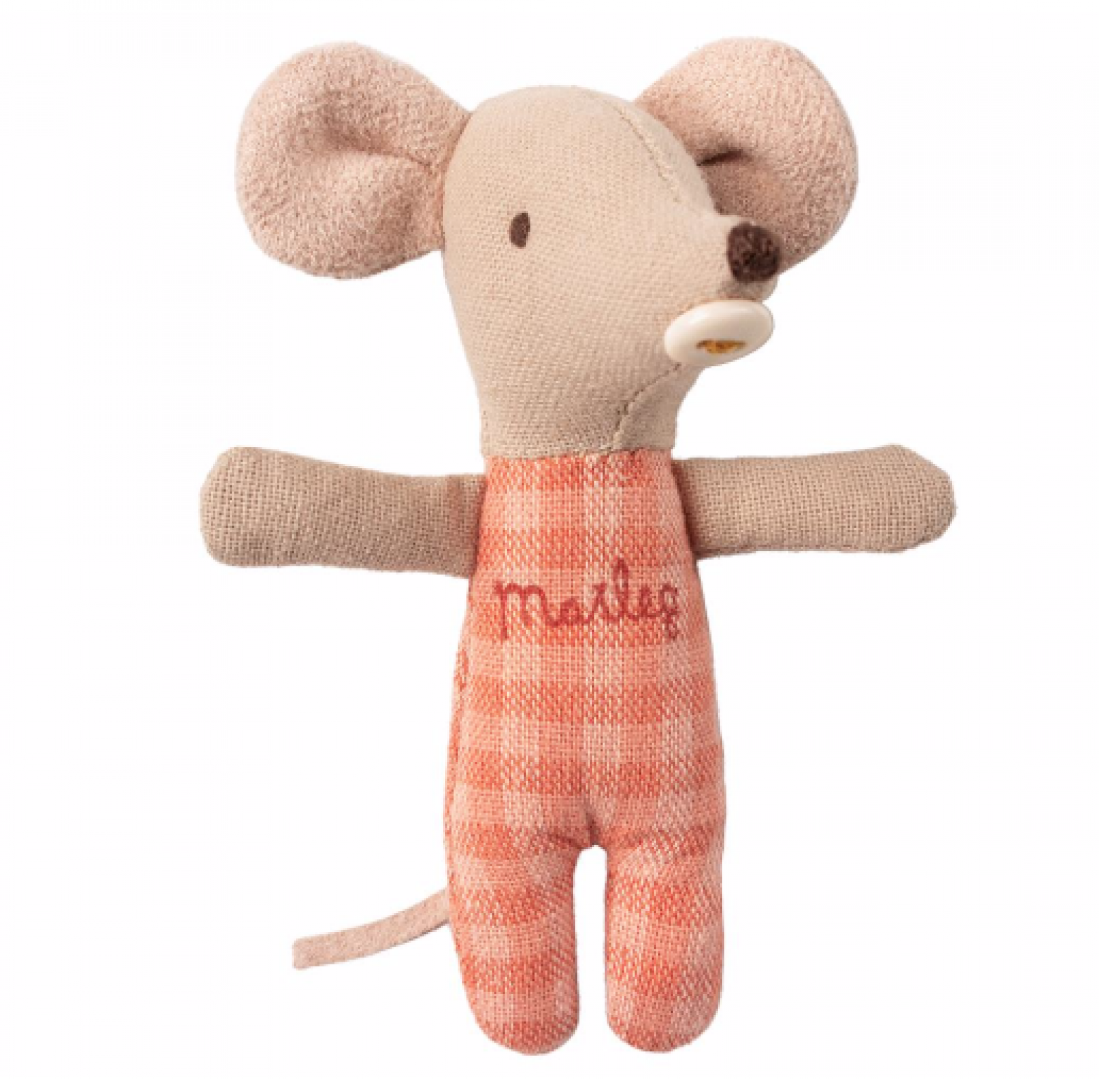 Maileg Baby mouse in carrycot Soft Toy thumbnails