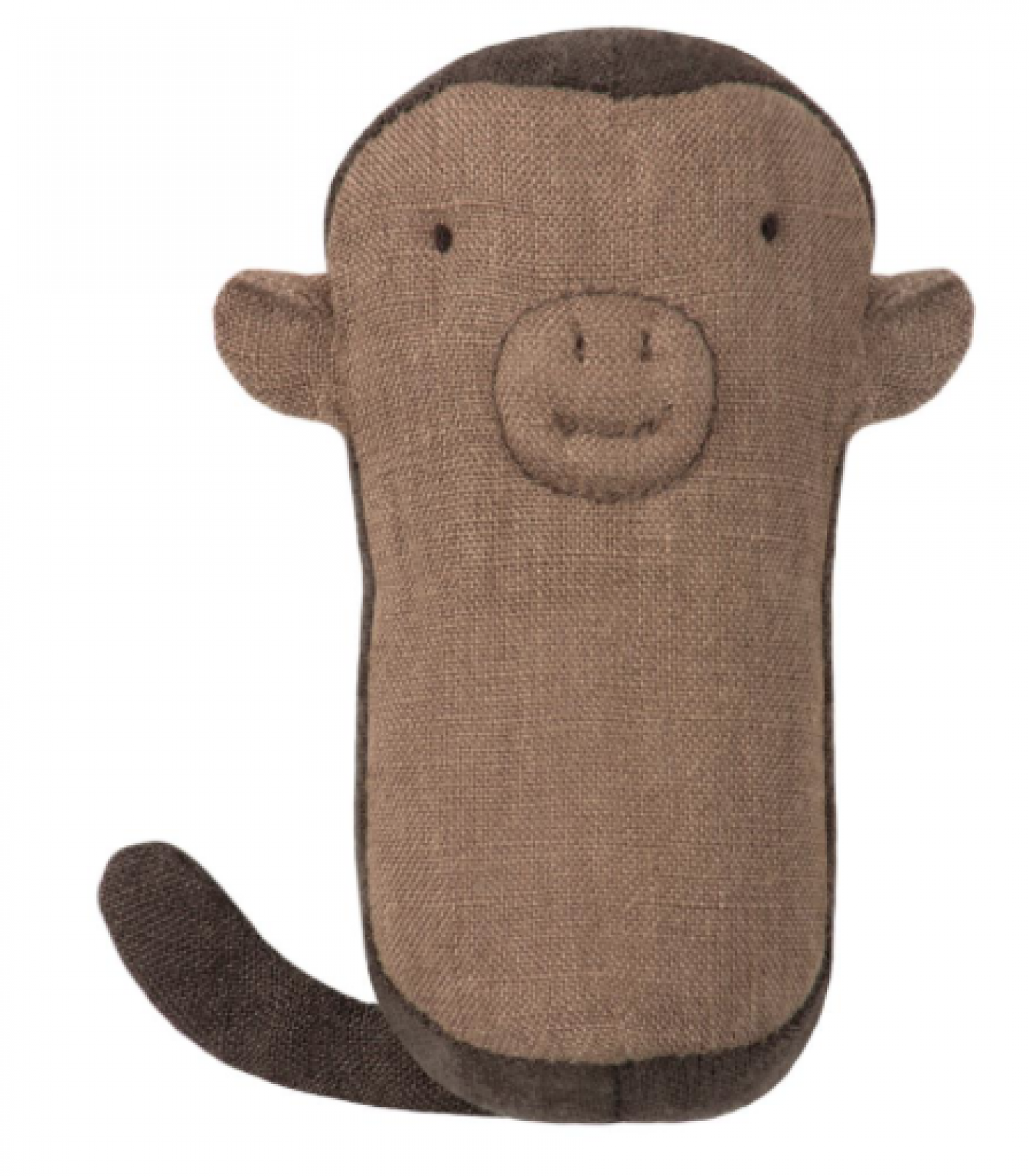 Monkey Rattle Maileg 12cm