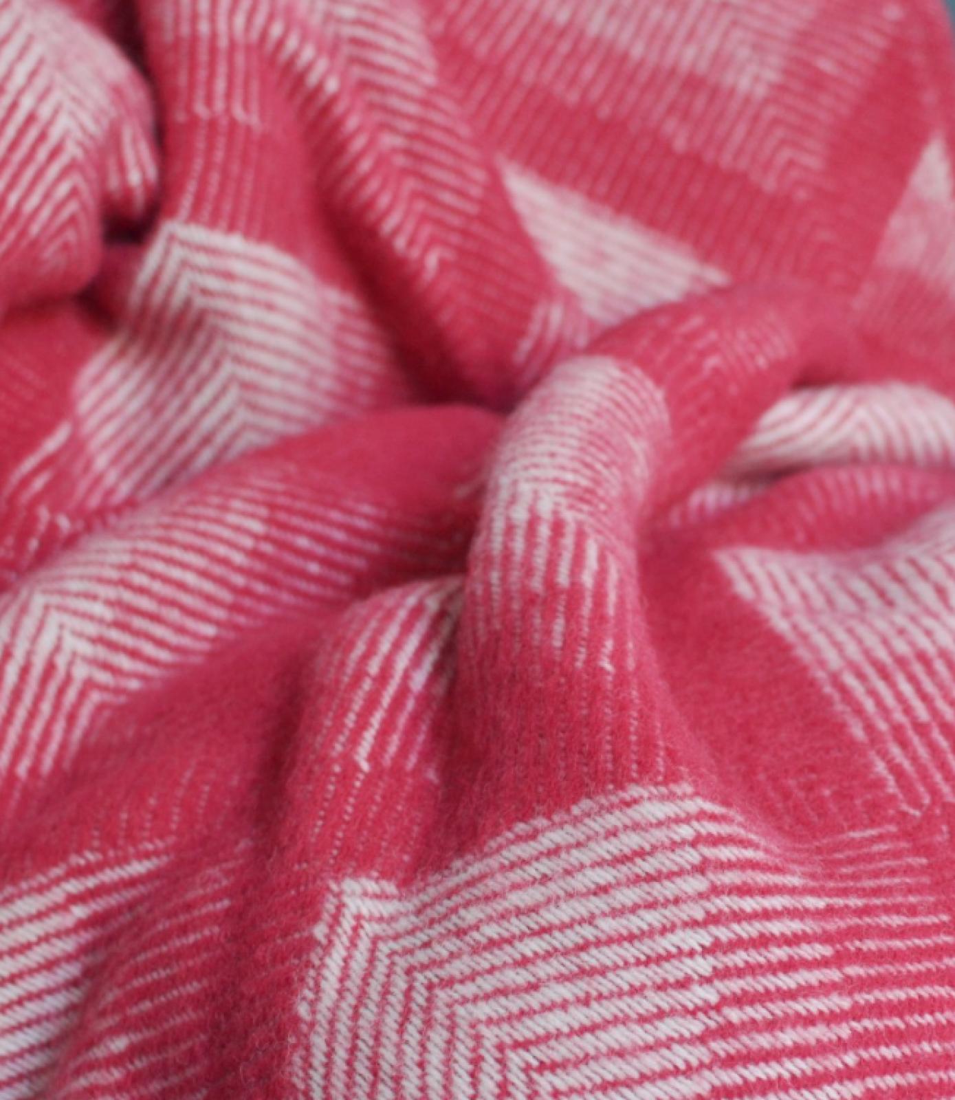 Prism Wool Knee Blanket Watermelon 70x183cm thumbnails