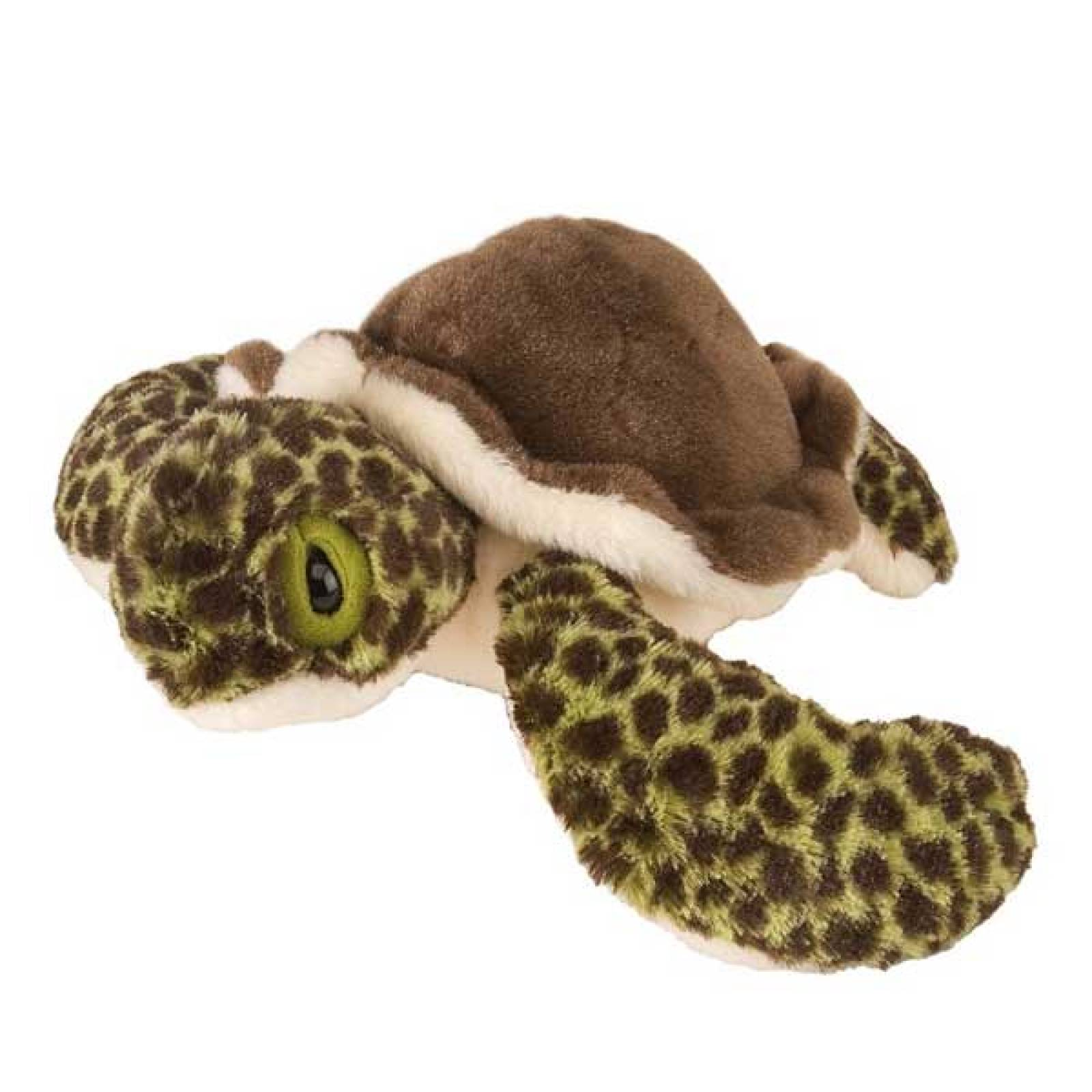 Mini Baby Sea Turtle Soft Toy 22cm